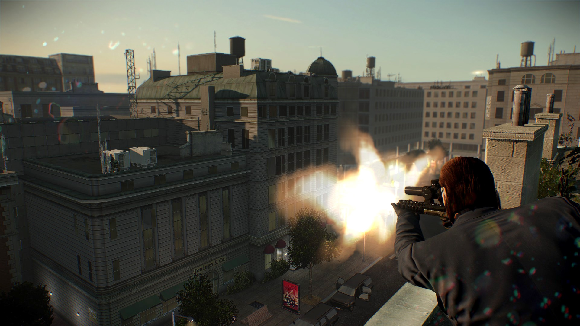 PAYDAY 2: John Wick Weapon Pack Steam Key GLOBAL - 3