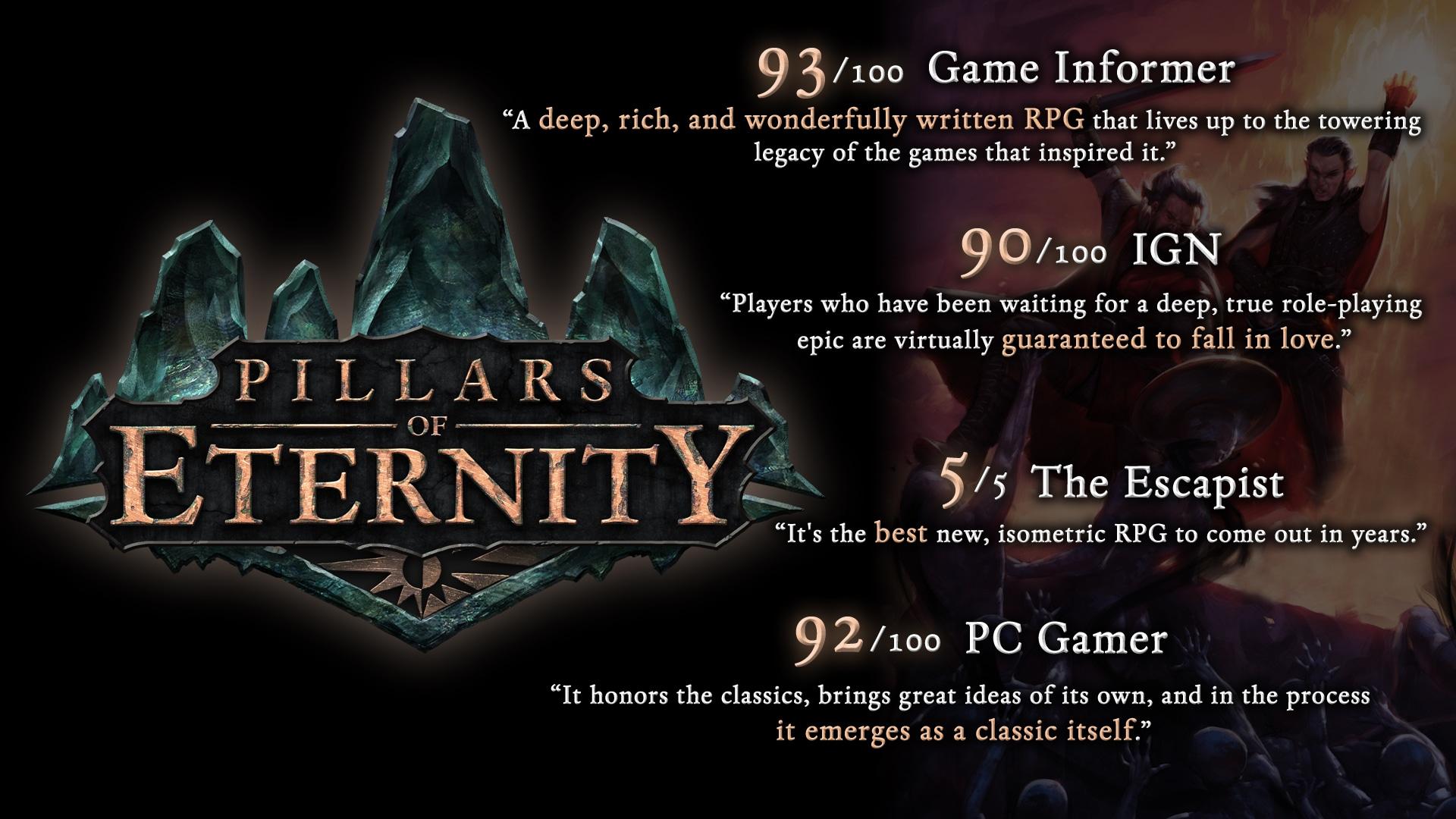 Pillars of Eternity - Definitive Edition (PC) - Steam Key - GLOBAL - 3