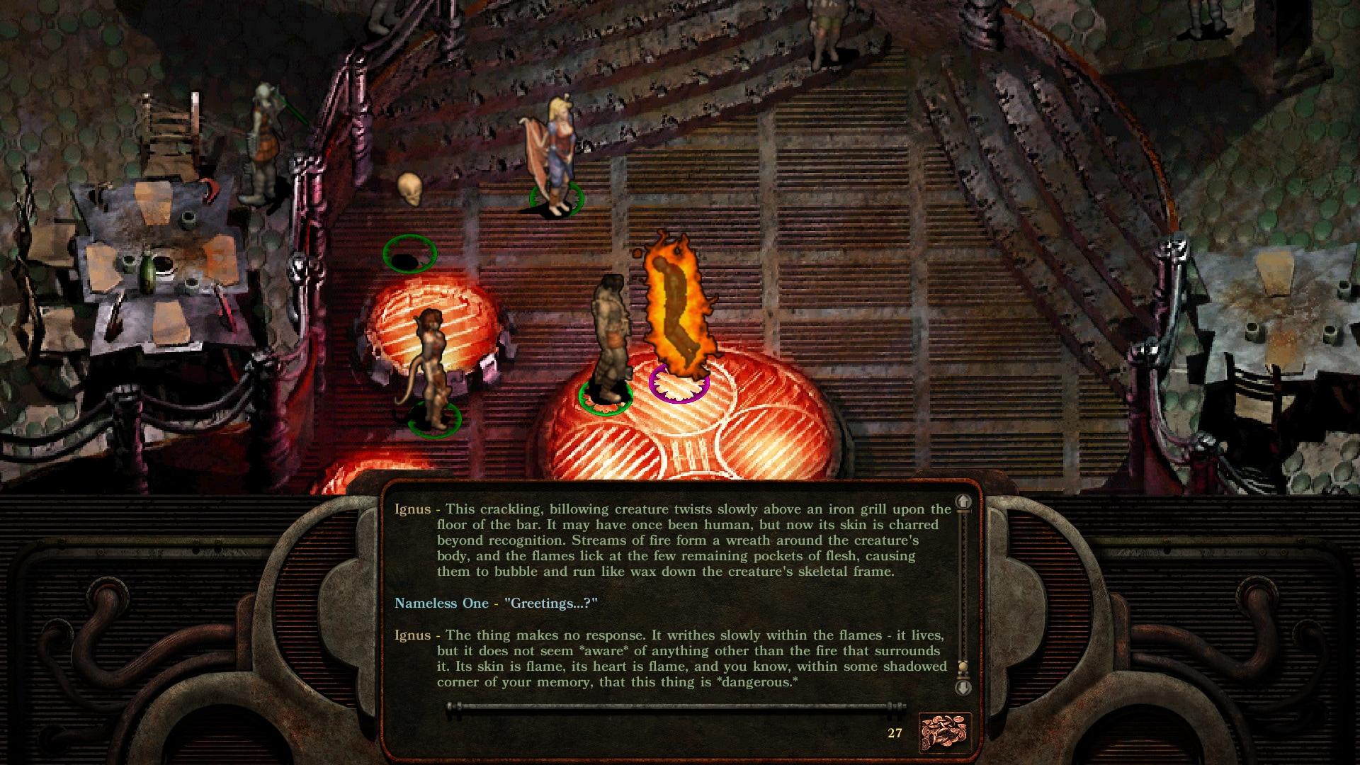 Planescape: Torment: Enhanced Edition Steam Key GLOBAL - 4
