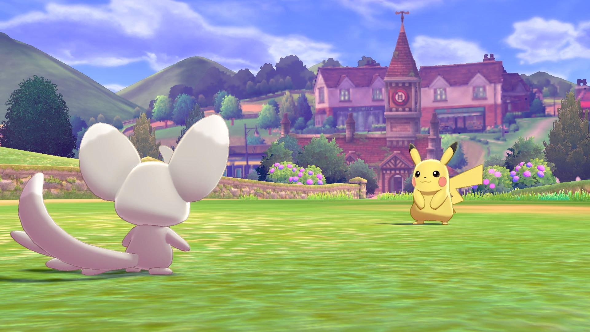 Pokémon Sword Nintendo Nintendo Switch Key EUROPE - 4