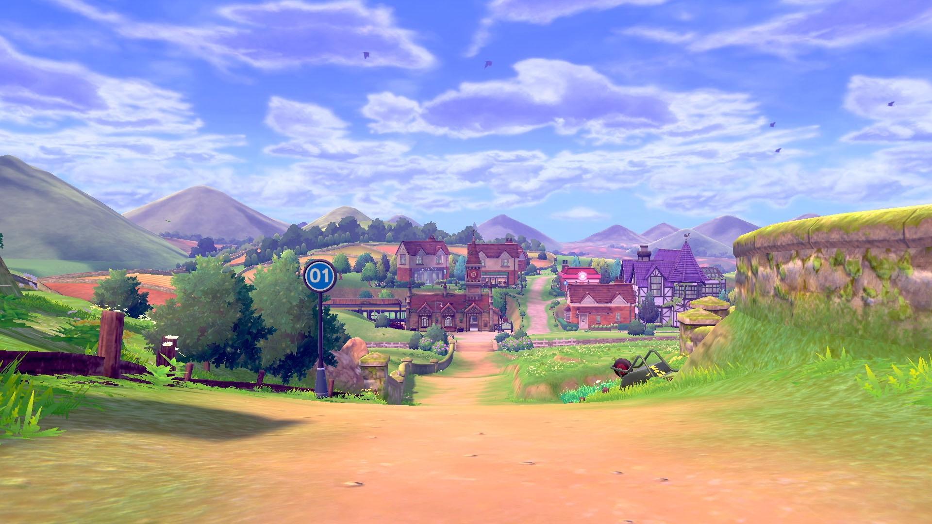 Pokémon Sword Nintendo Nintendo Switch Key EUROPE - 3