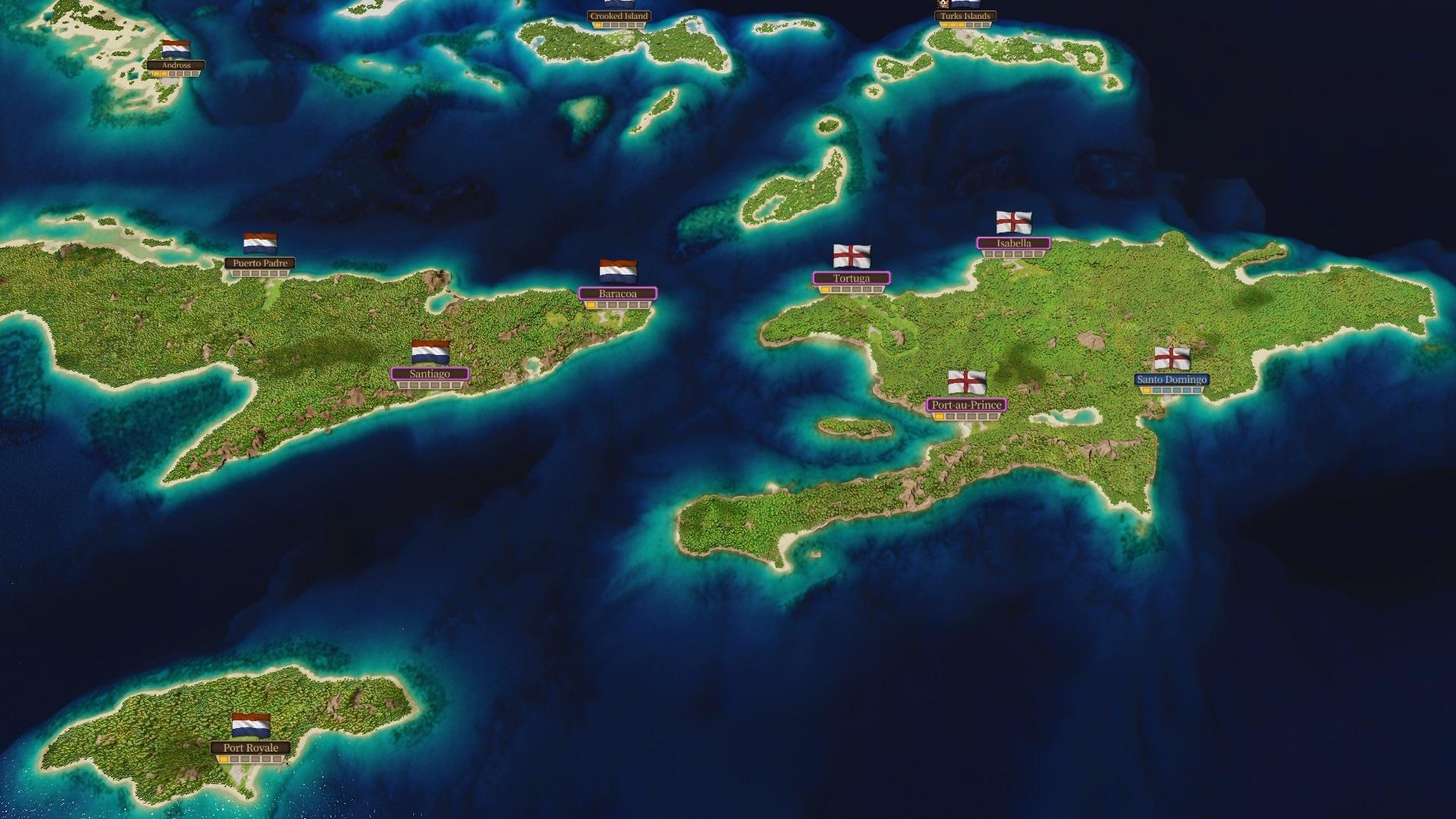 Port Royale 4 (PC) - Steam Key - GLOBAL - 4