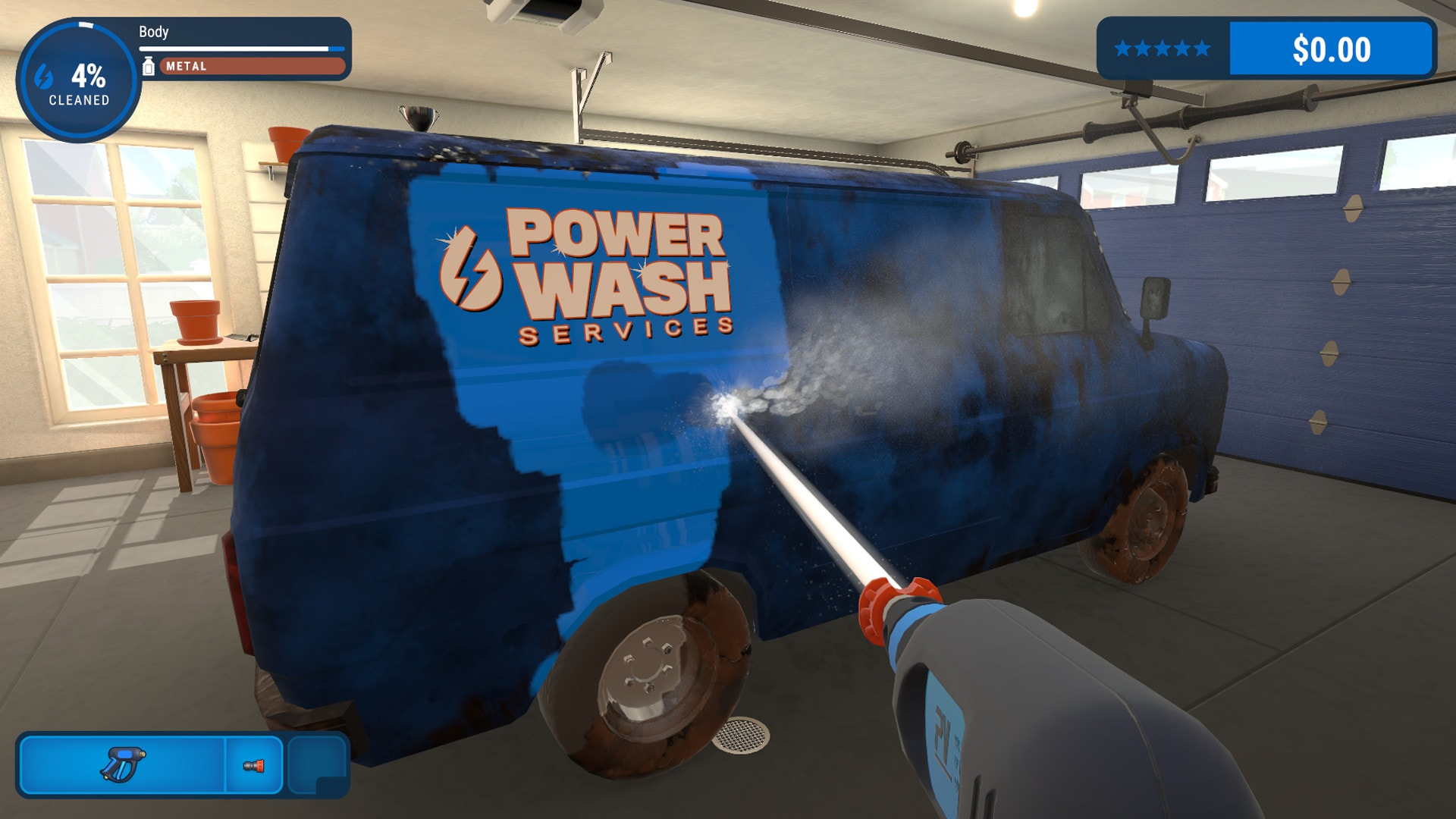 PowerWash Simulator (PC) - Steam Key - GLOBAL - 2