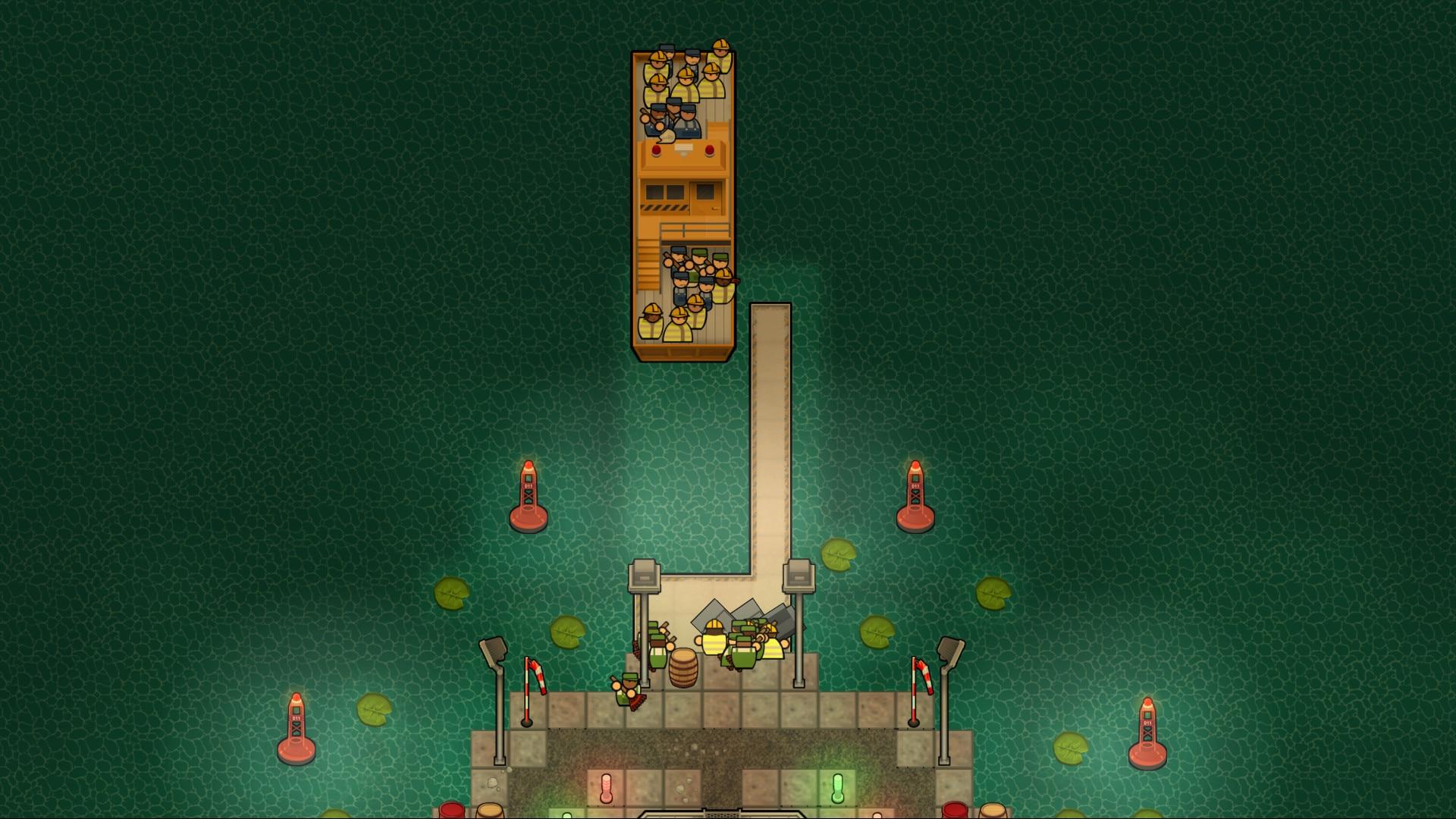 Prison Architect - Island Bound (PC) - Steam Key - GLOBAL - 4