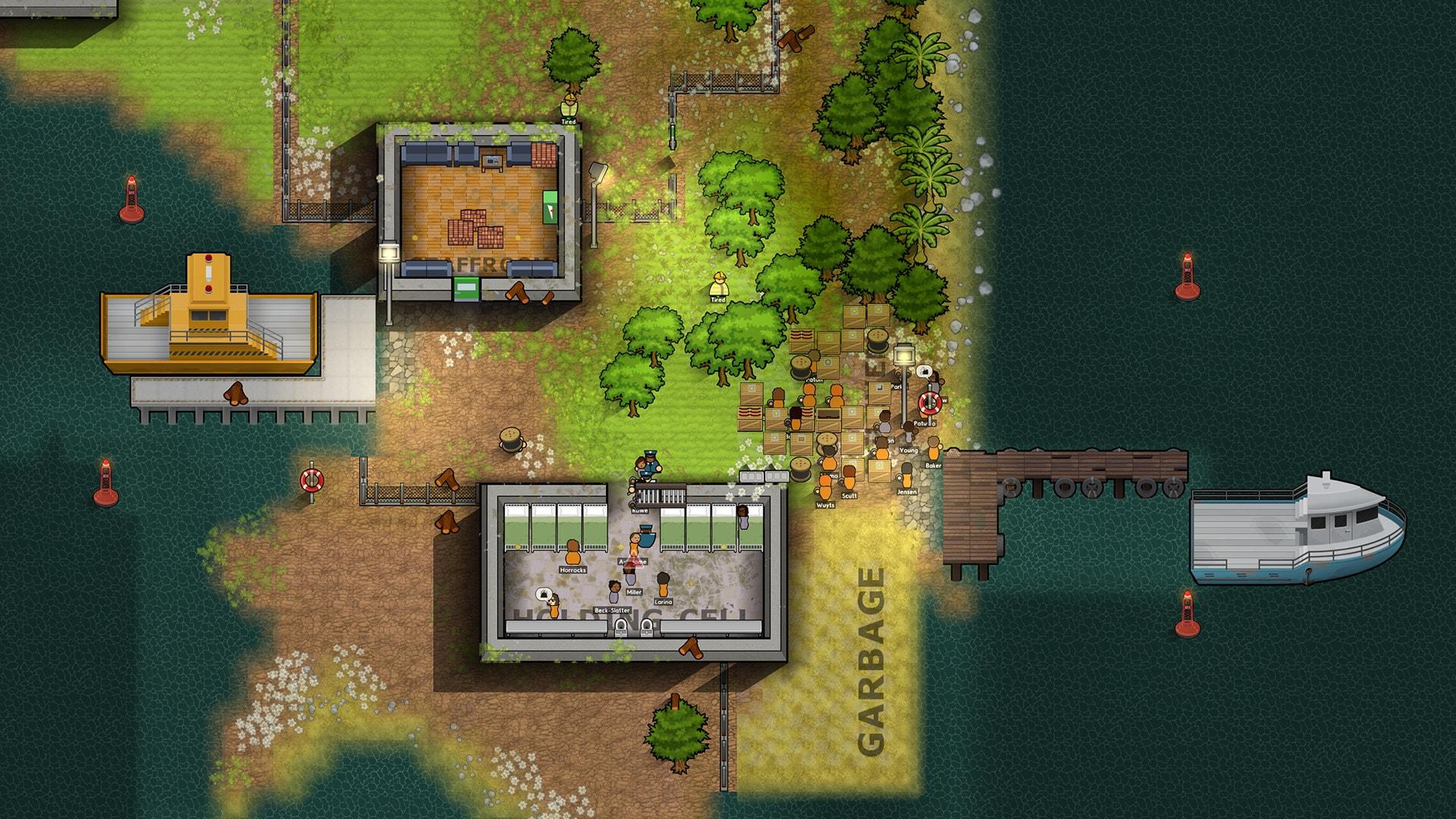 Prison Architect - Island Bound (PC) - Steam Key - GLOBAL - 3