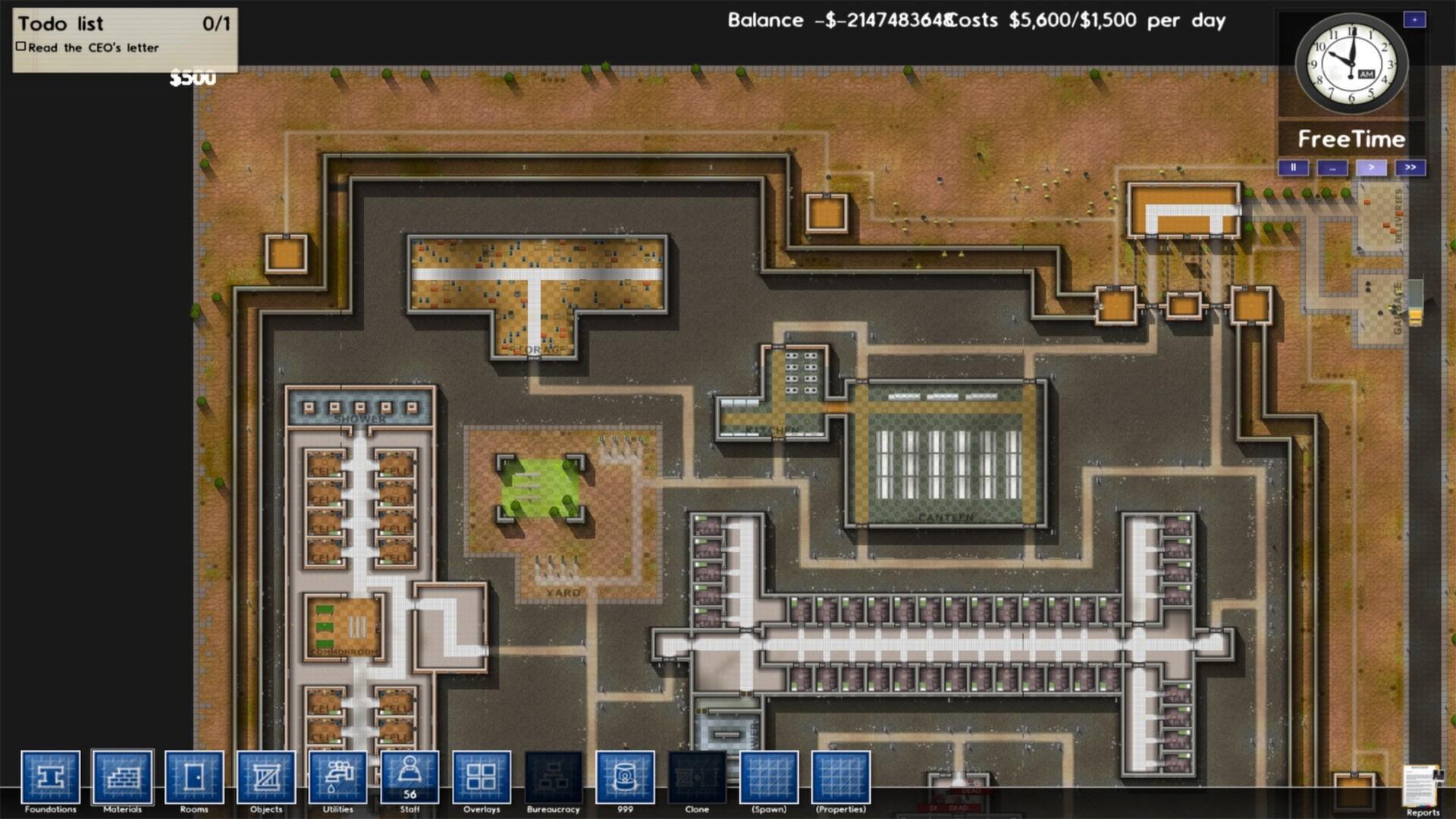 Prison Architect Steam Key GLOBAL - 4