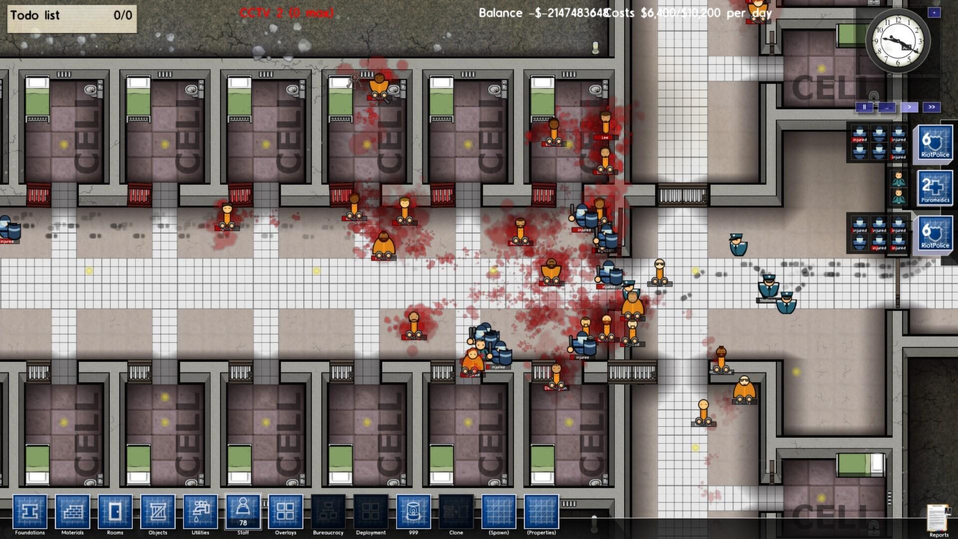 Prison Architect Steam Key GLOBAL - 3