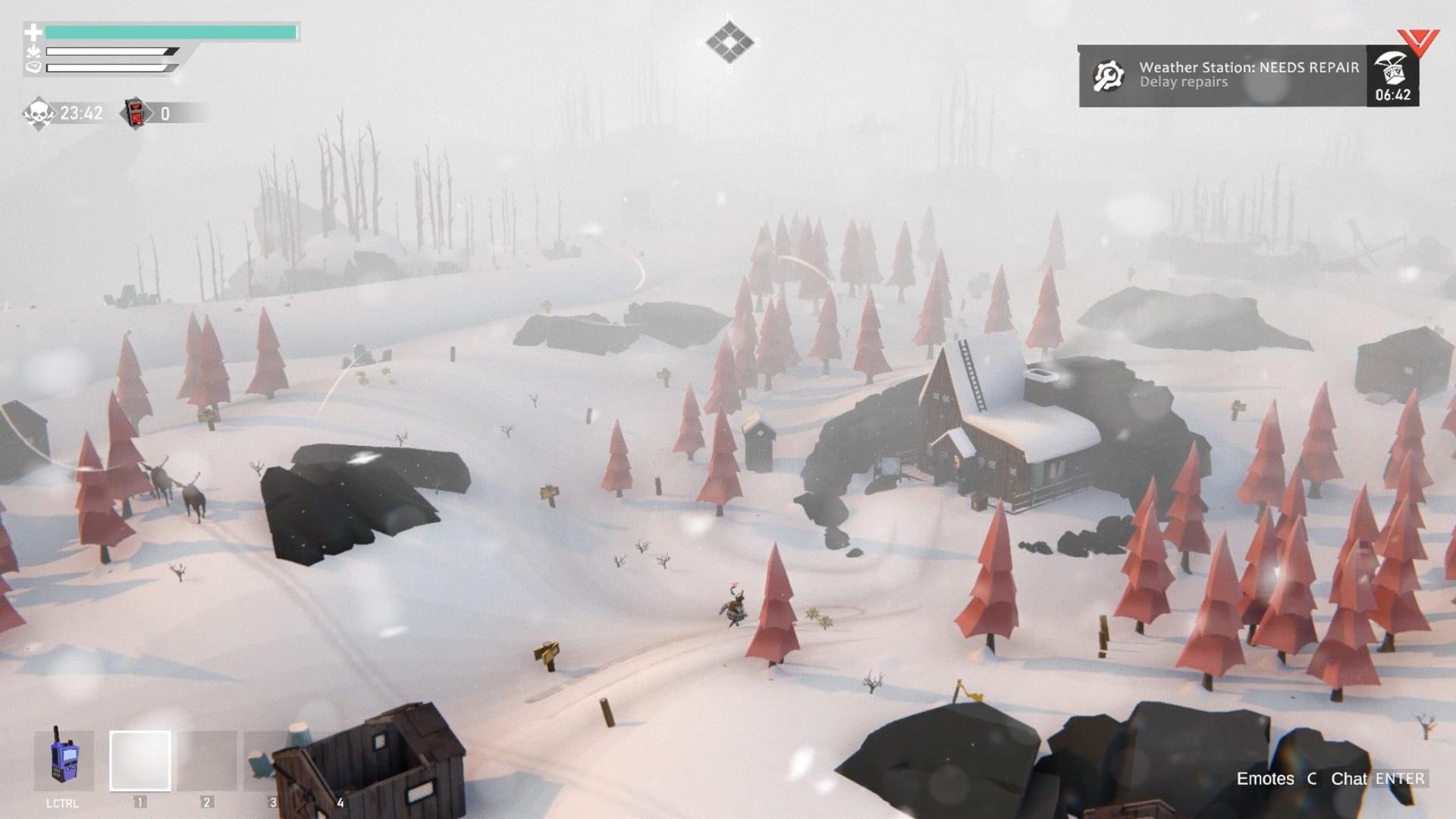 Project Winter (PC) - Steam Key - GLOBAL - 3