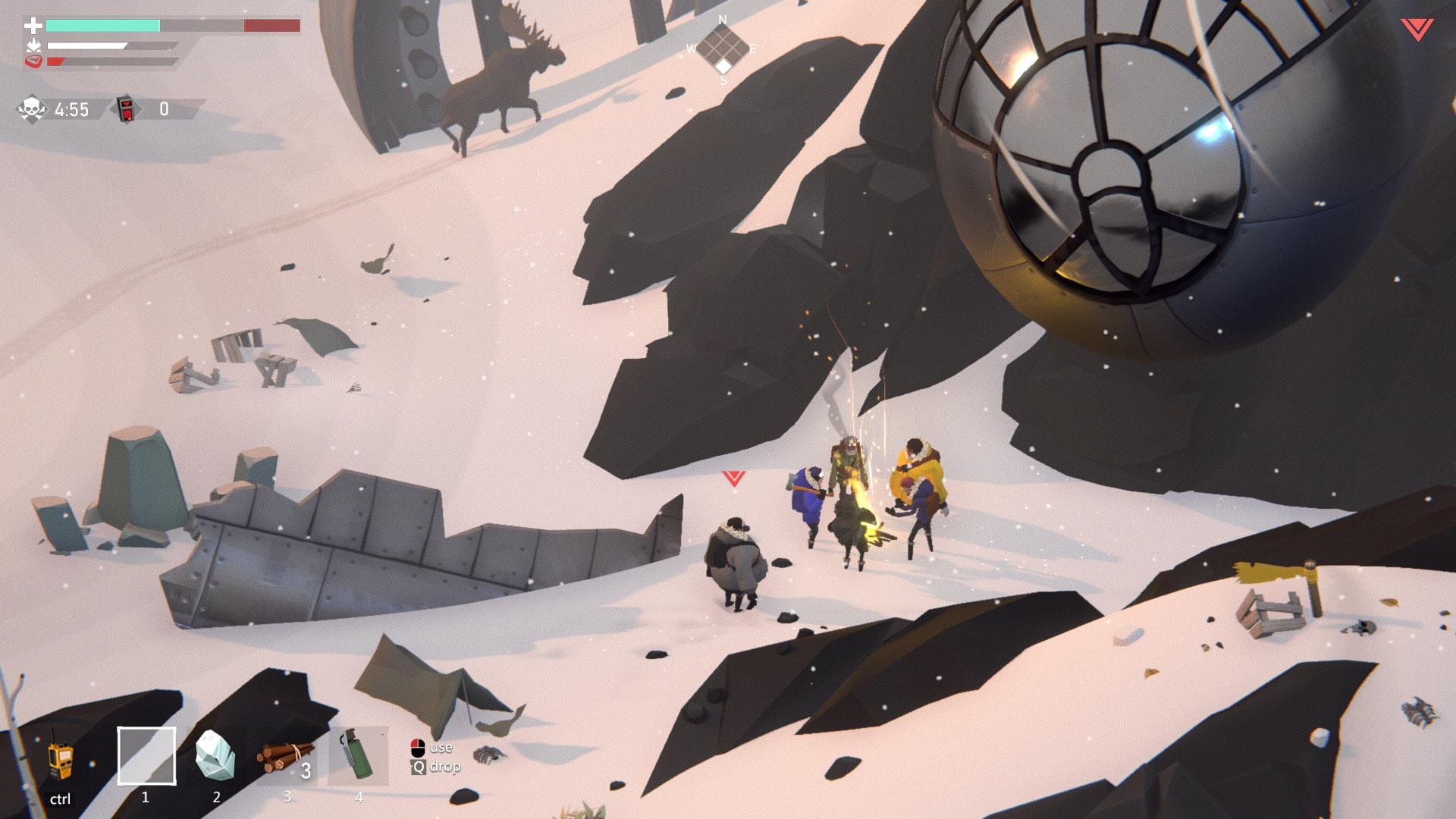 Project Winter (PC) - Steam Key - GLOBAL - 4