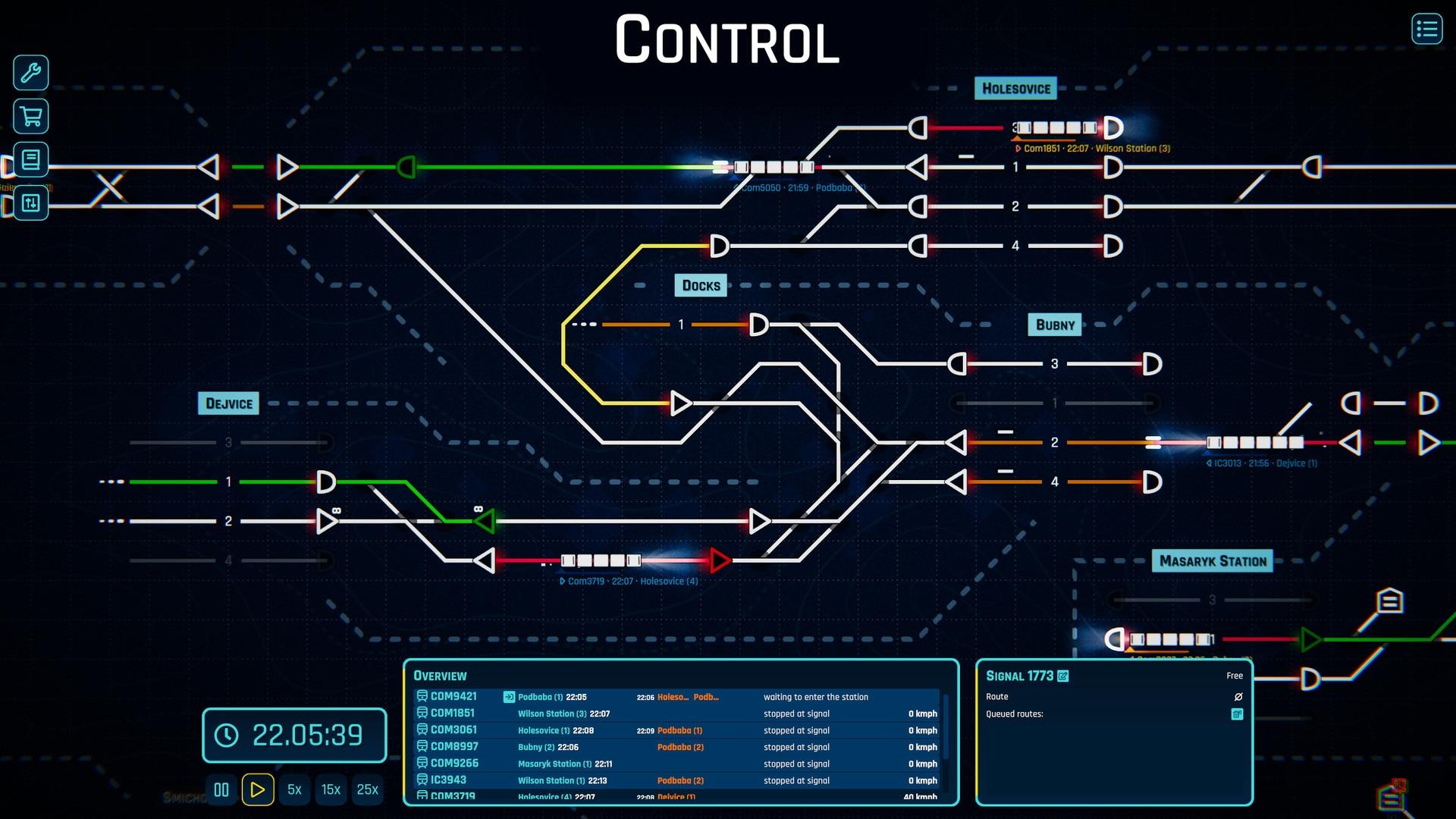Rail Route (PC) - Steam Gift - GLOBAL - 1