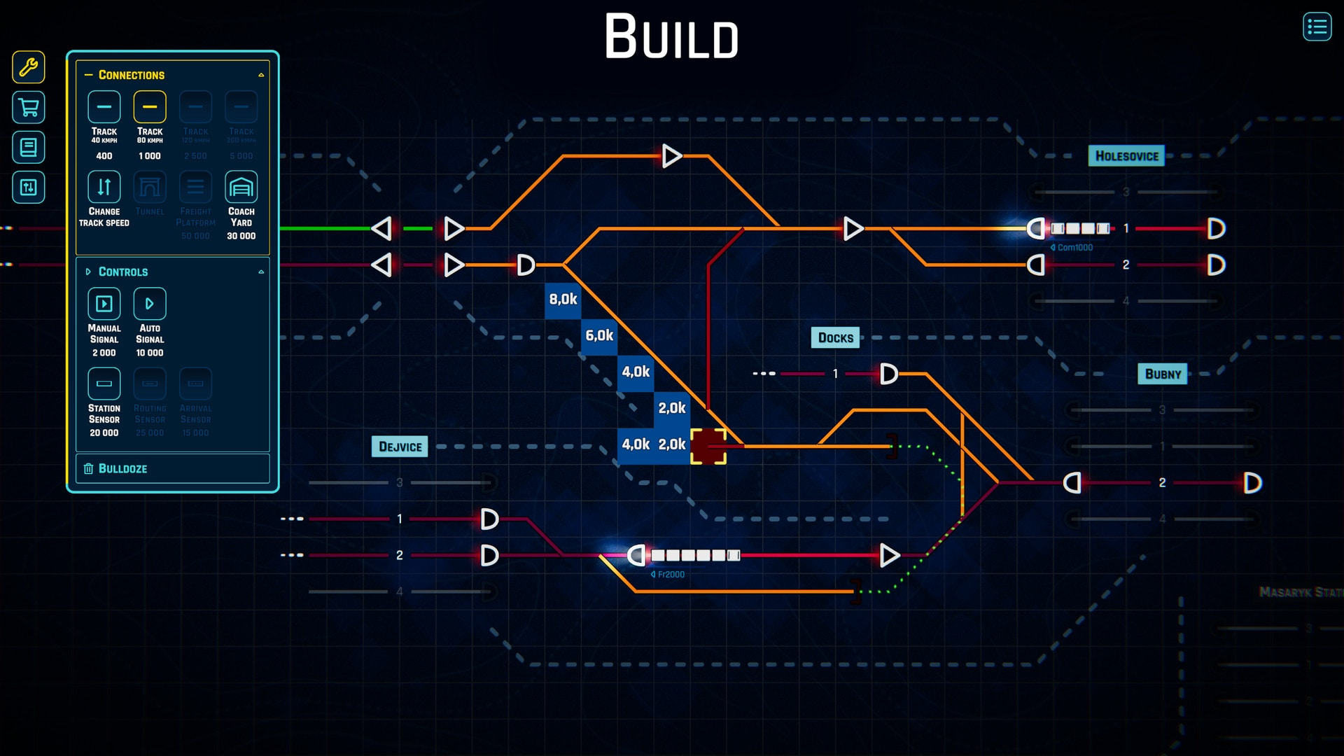 Rail Route (PC) - Steam Gift - GLOBAL - 2