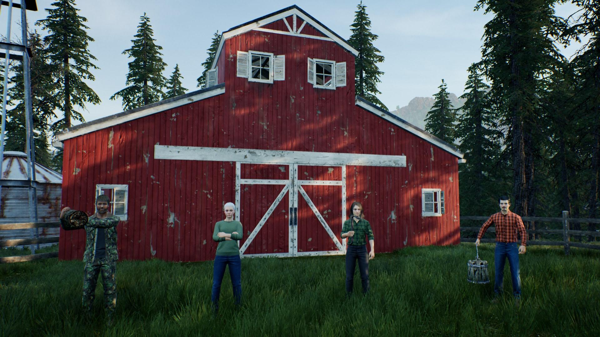 Ranch Simulator (PC) - Steam Key - GLOBAL - 4