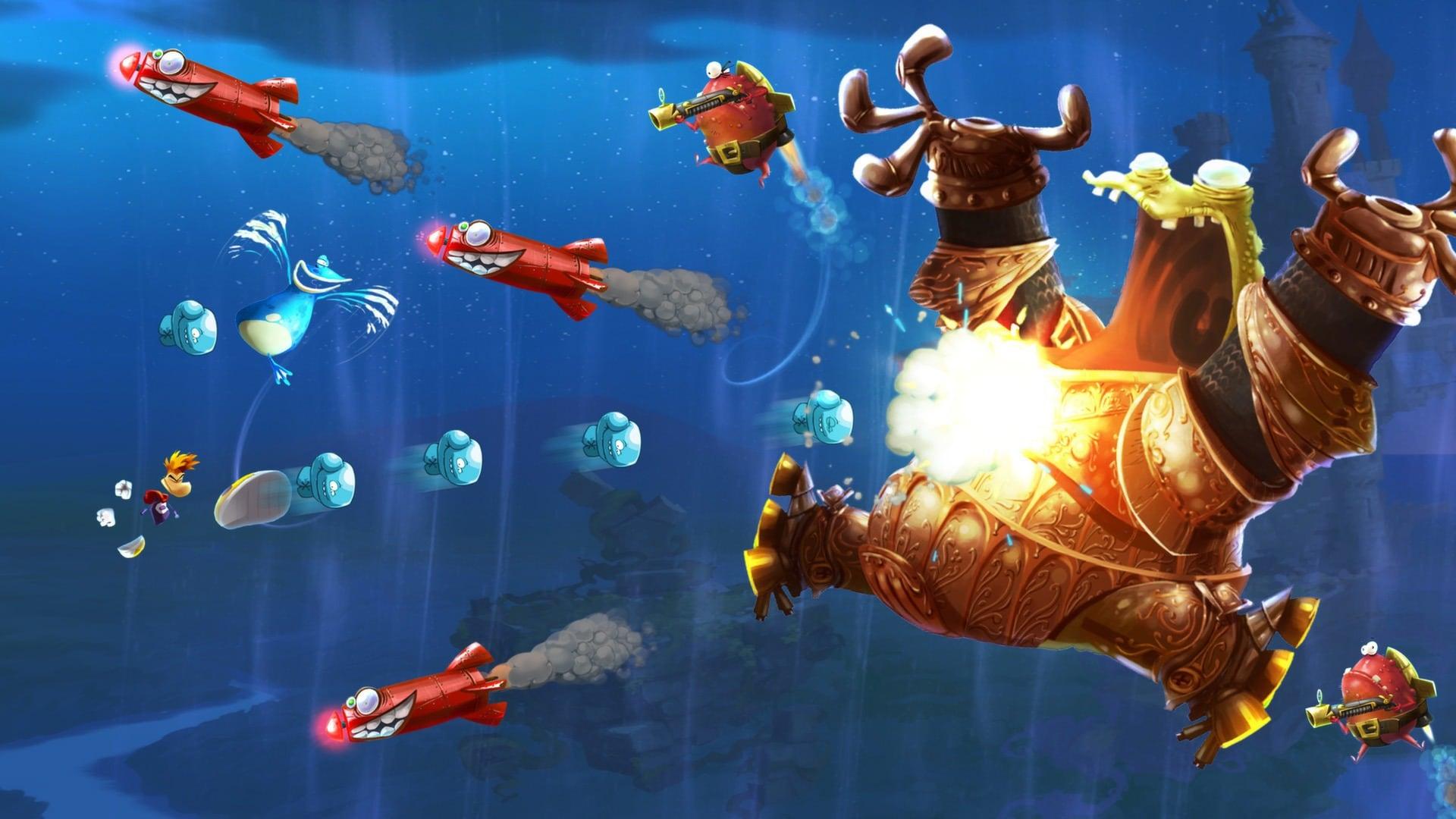 Rayman Legends (Xbox One) - Xbox Live Key - GLOBAL - 3