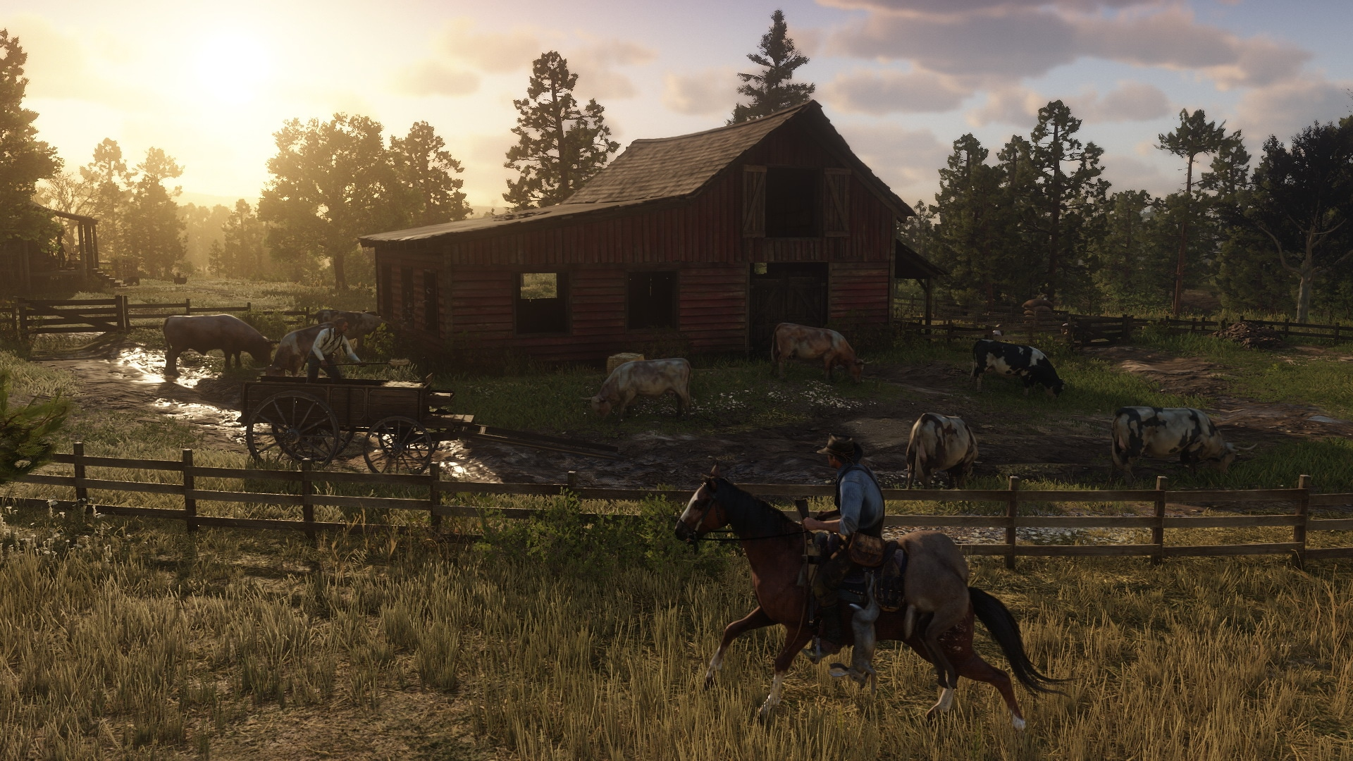 Red Dead Redemption 2 Ultimate Edition PSN Key PS4 UNITED STATES - 3