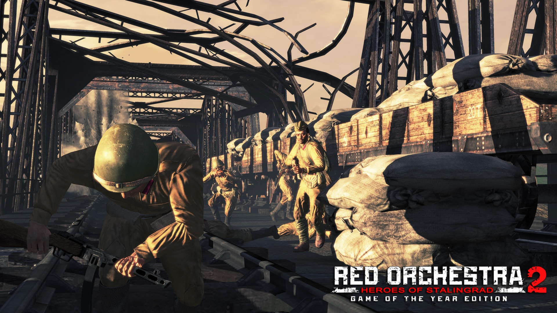 Red Orchestra 2: Heroes of Stalingrad + Rising Storm Steam Key GLOBAL - 3