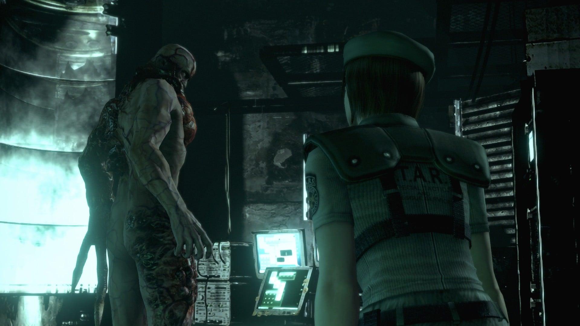 Resident Evil / biohazard HD REMASTER Steam Key GLOBAL - 4