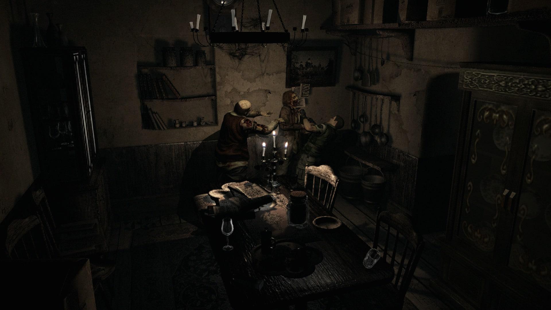 Resident Evil / biohazard HD REMASTER Steam Key GLOBAL - 3