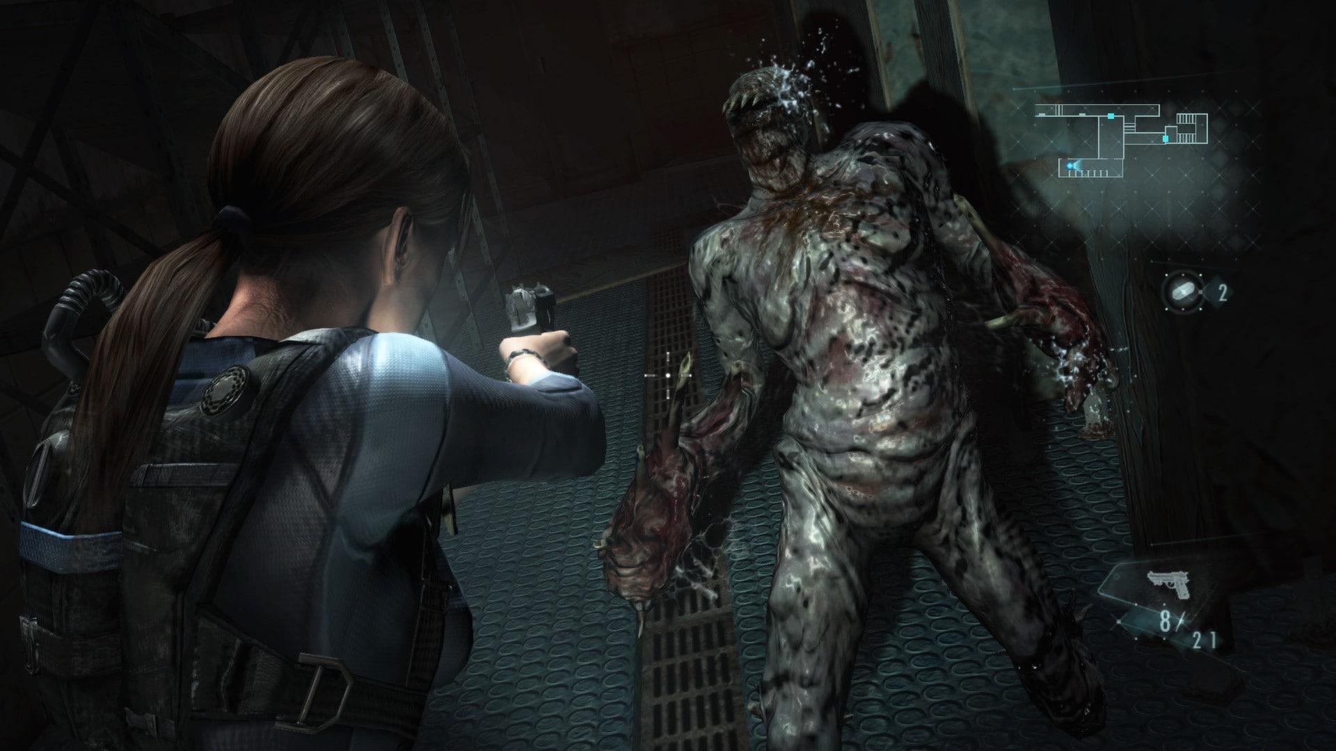 Resident Evil: Revelations Steam Key GLOBAL - 2