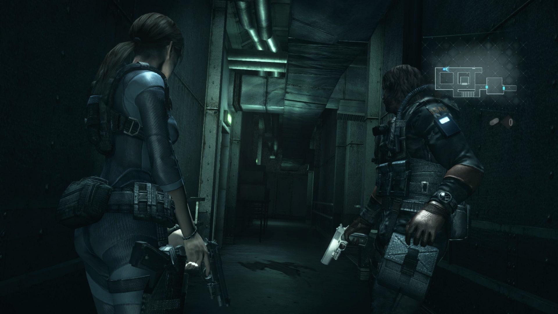 Resident Evil: Revelations Steam Key GLOBAL - 1