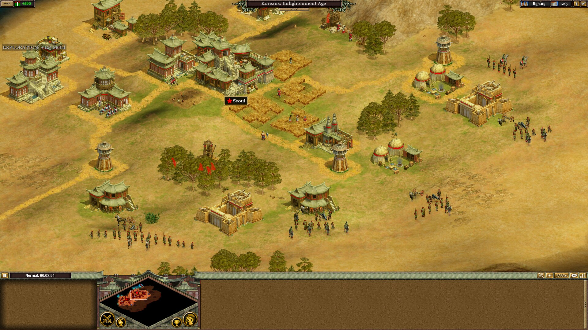 Rise of Nations: Extended Edition (PC) - Steam Key - GLOBAL - 2
