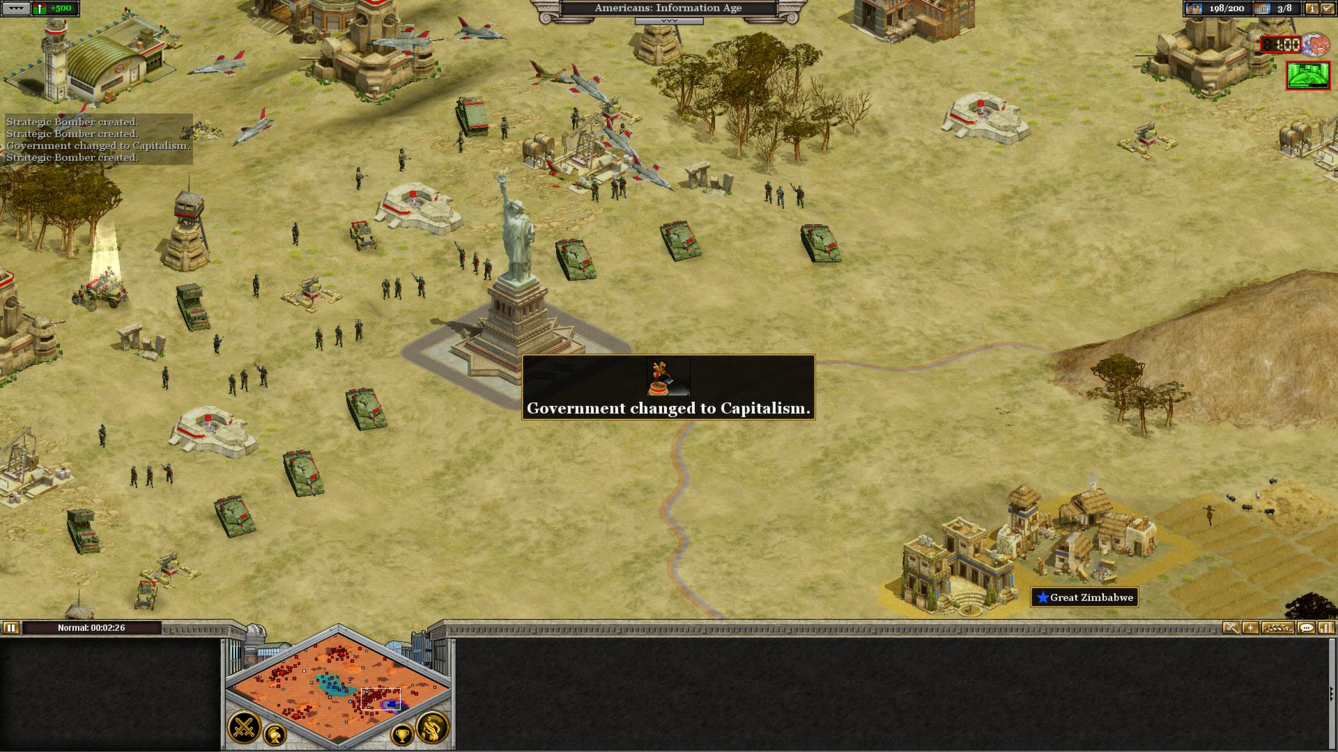Rise of Nations: Extended Edition (PC) - Steam Key - GLOBAL - 3