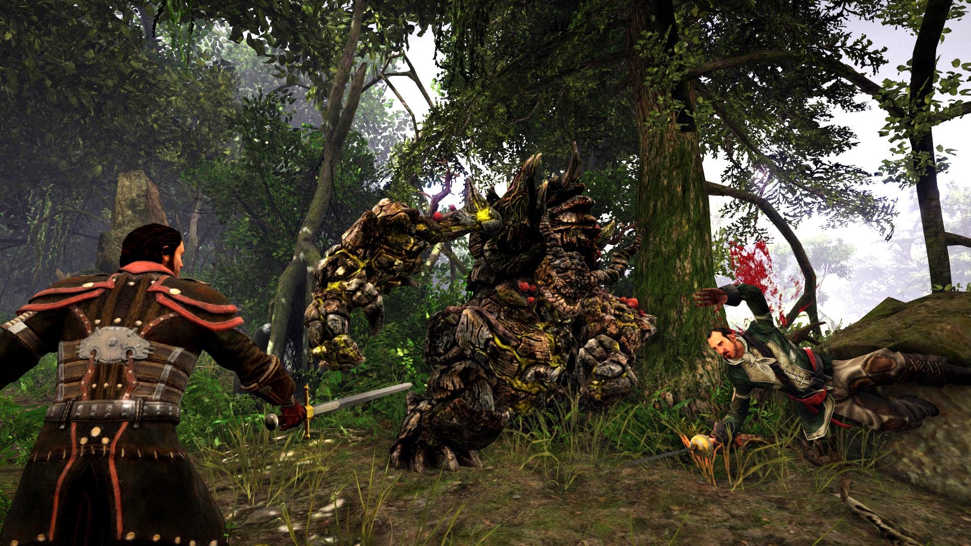 Risen 3: Titan Lords - Uprising of the Little Guys Steam Key GLOBAL - 4