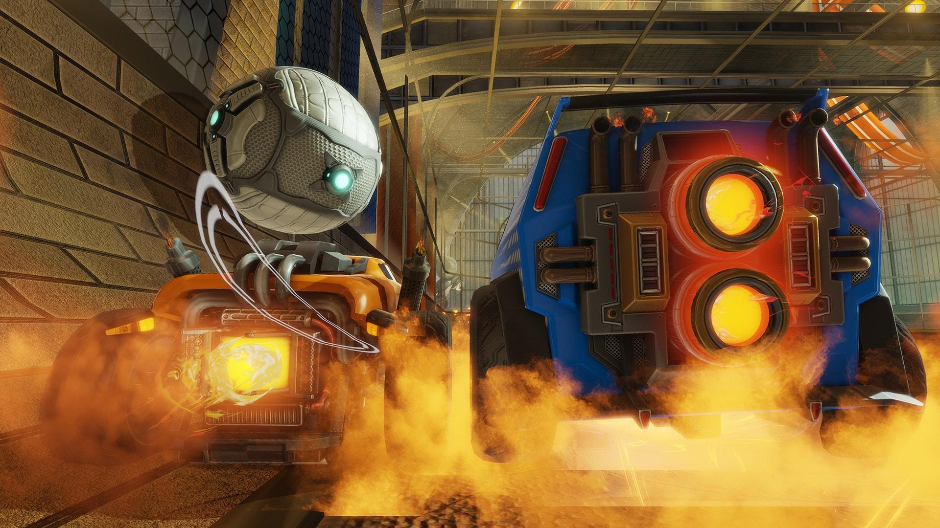 Rocket League (PC) - Steam Gift - GLOBAL - 4