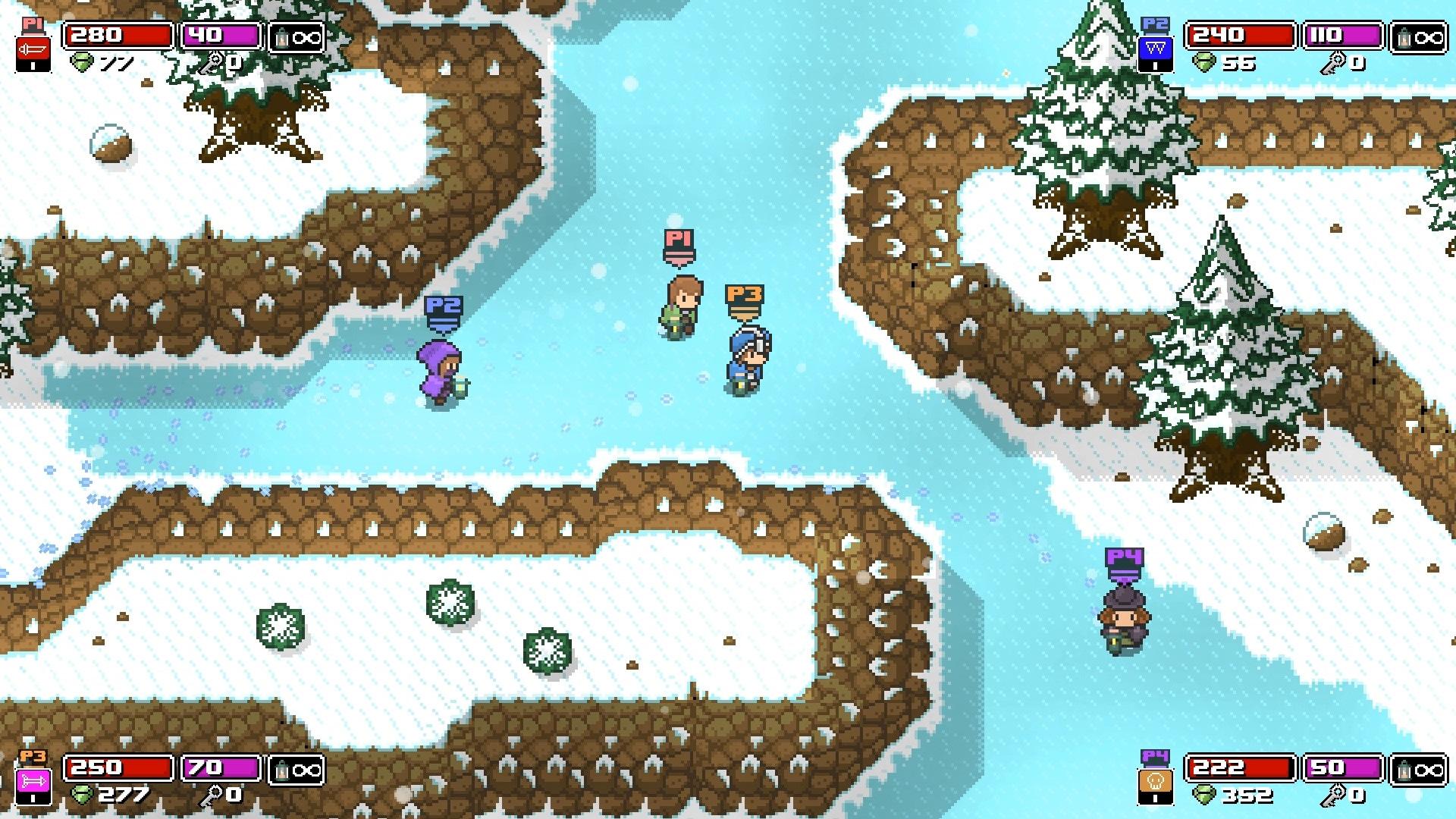 Rogue Heroes: Ruins of Tasos (PC) - Steam Gift - JAPAN - 4