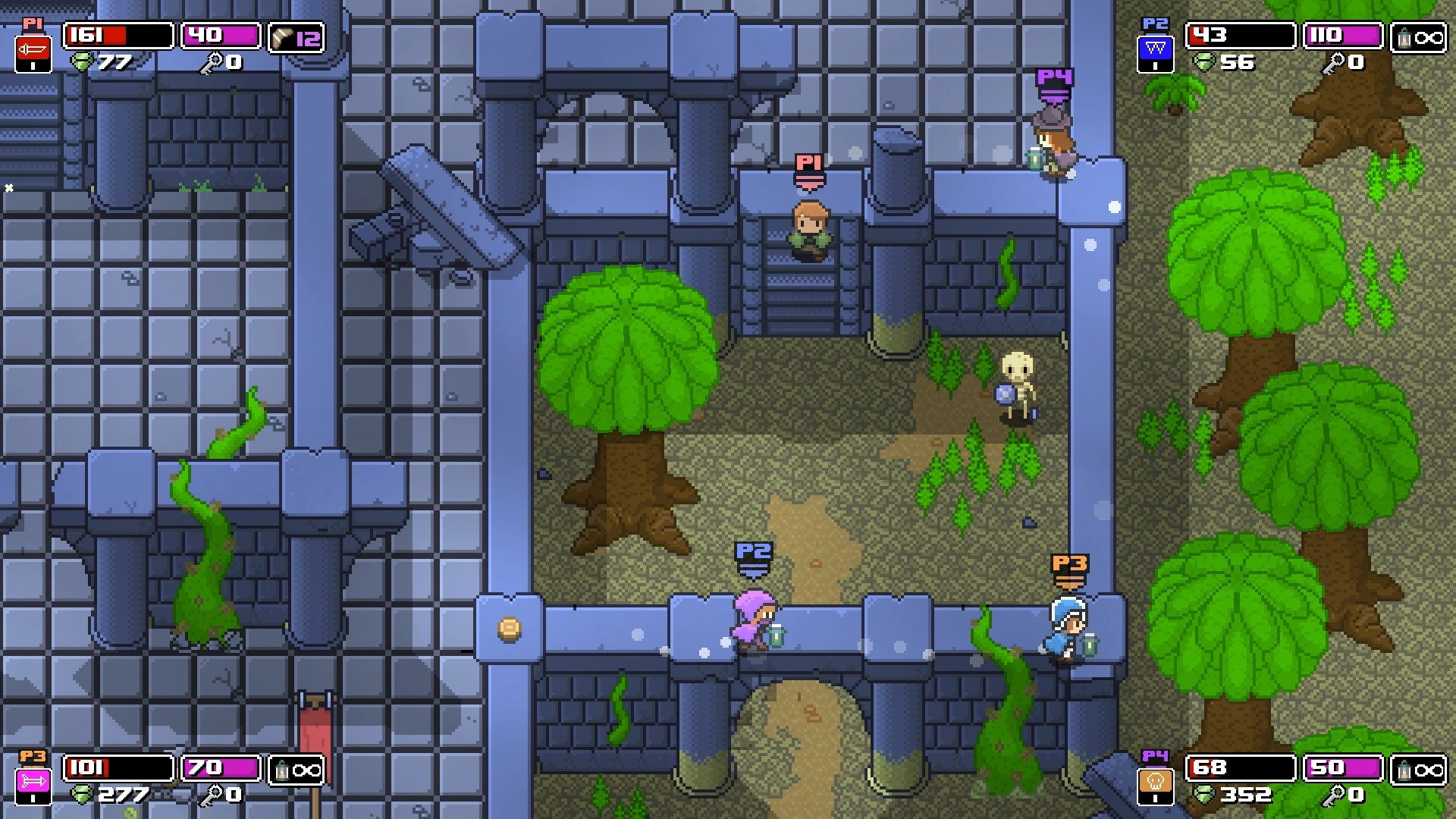 Rogue Heroes: Ruins of Tasos (PC) - Steam Gift - JAPAN - 3