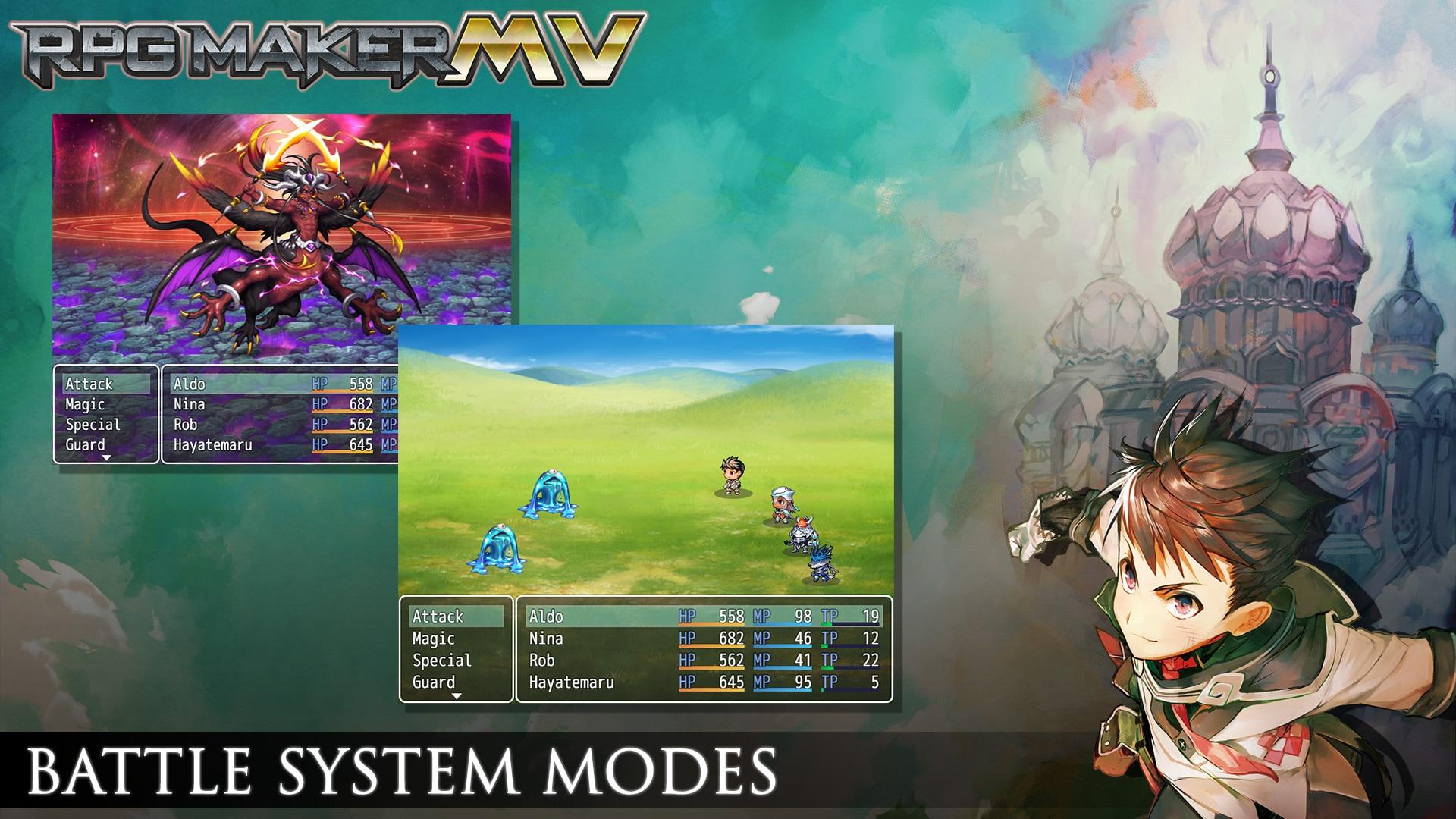 RPG Maker MV Steam Key GLOBAL - 2