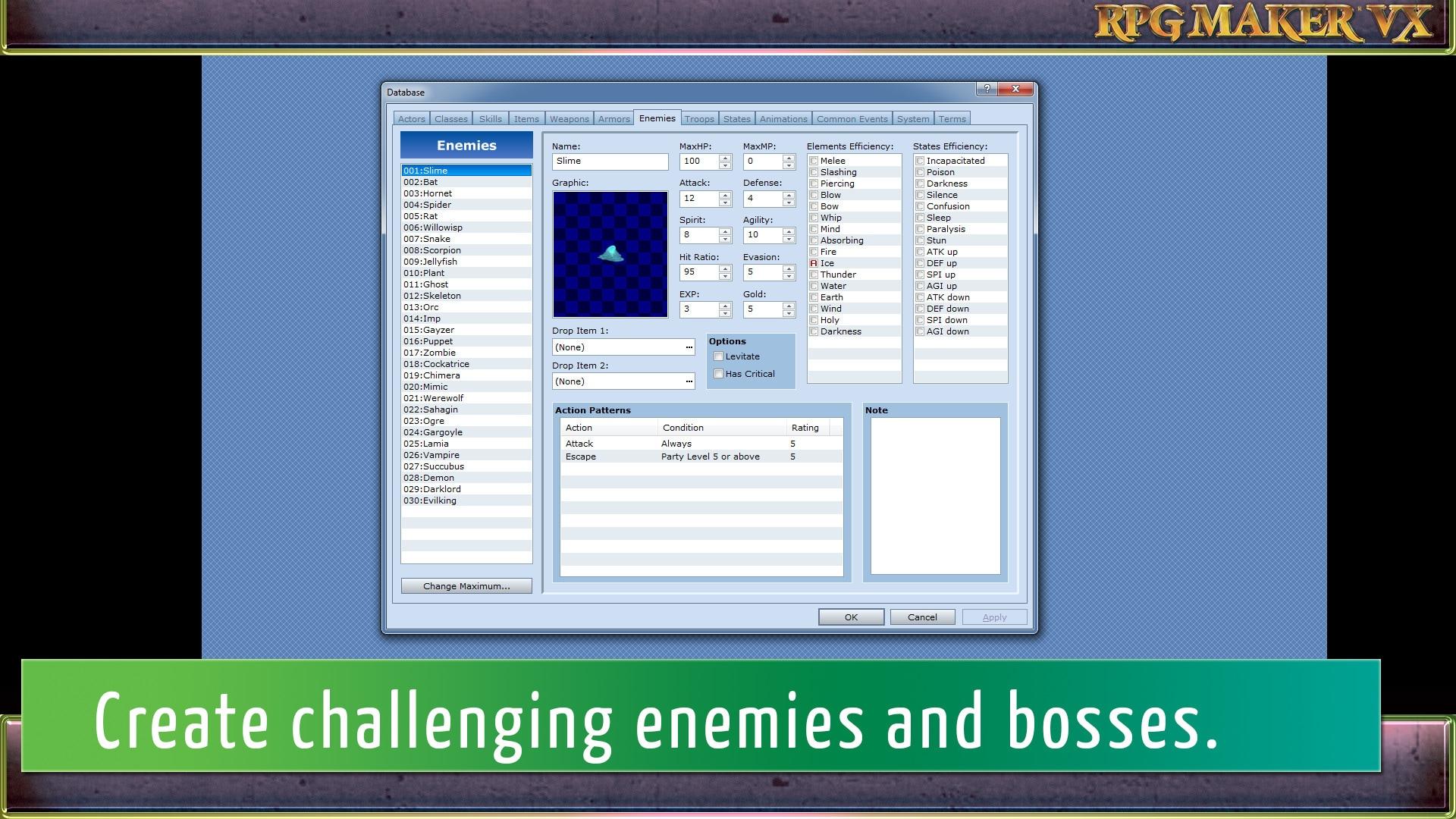 RPG Maker VX Steam Key GLOBAL - 4
