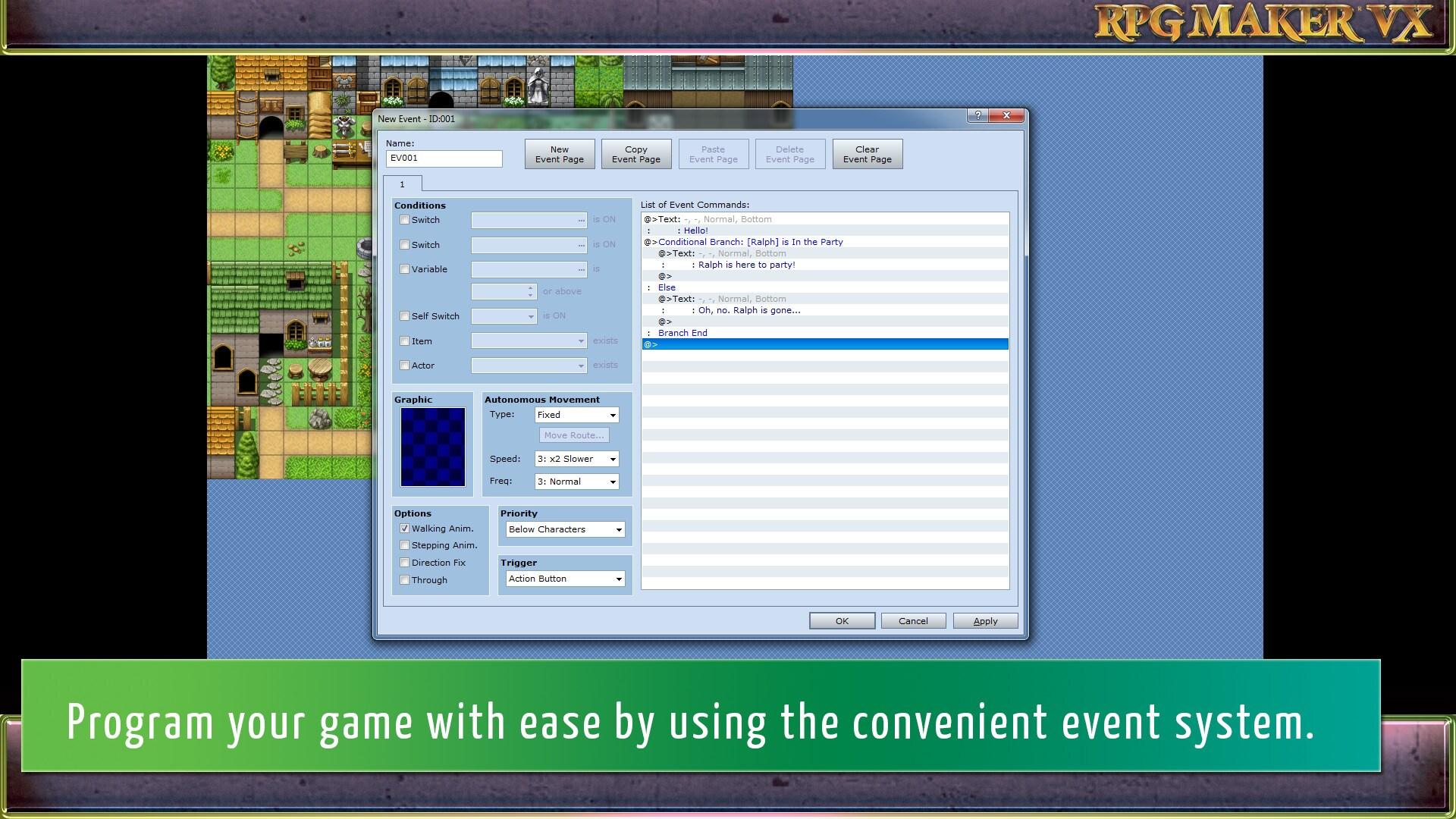 RPG Maker VX Steam Key GLOBAL - 2