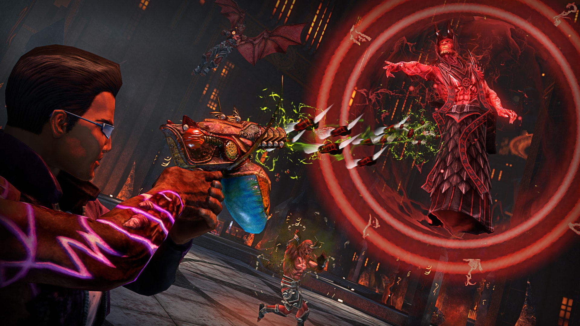 Saints Row: Gat out of Hell (PC) - Steam Key - GLOBAL - 3