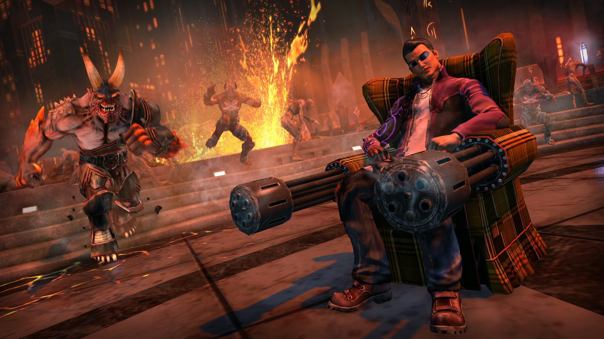 Saints Row: Gat out of Hell (PC) - Steam Key - GLOBAL - 2