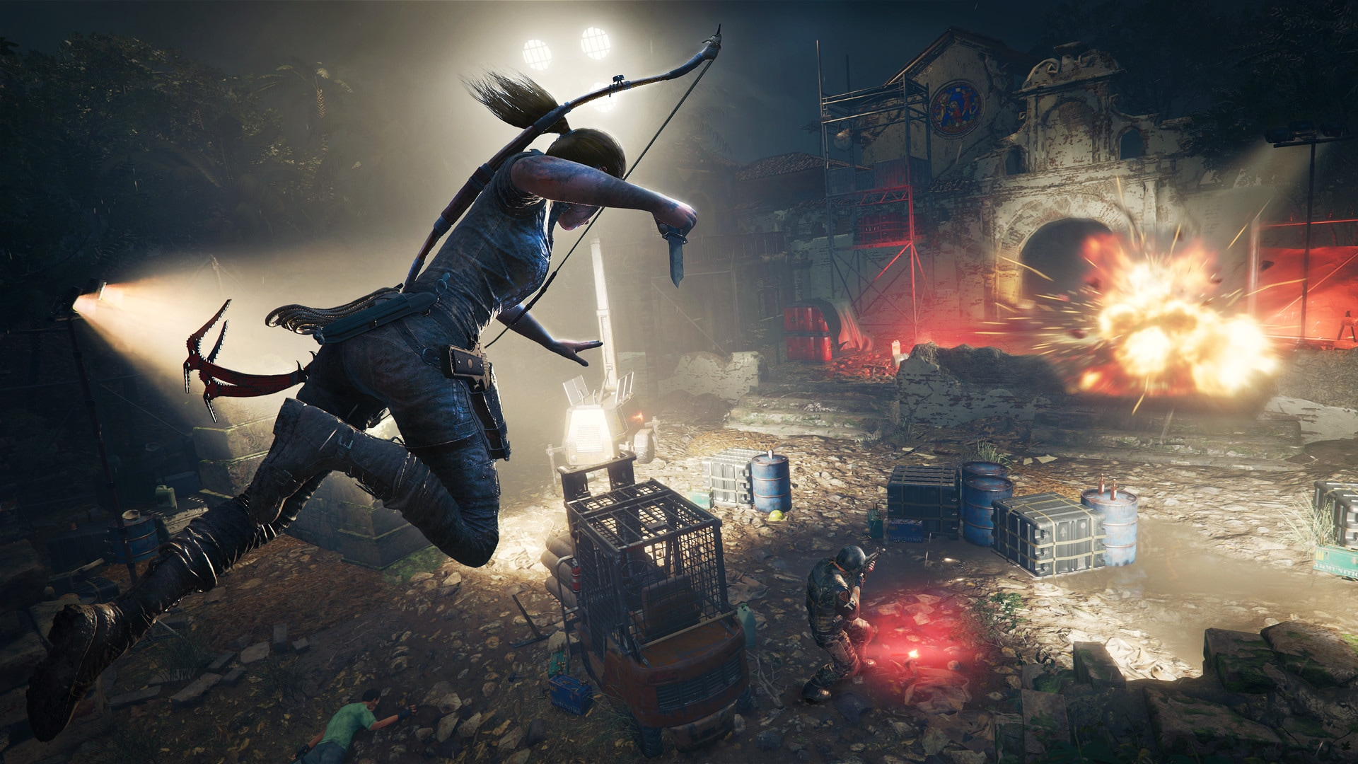 Shadow of the Tomb Raider Steam Key GLOBAL - 4