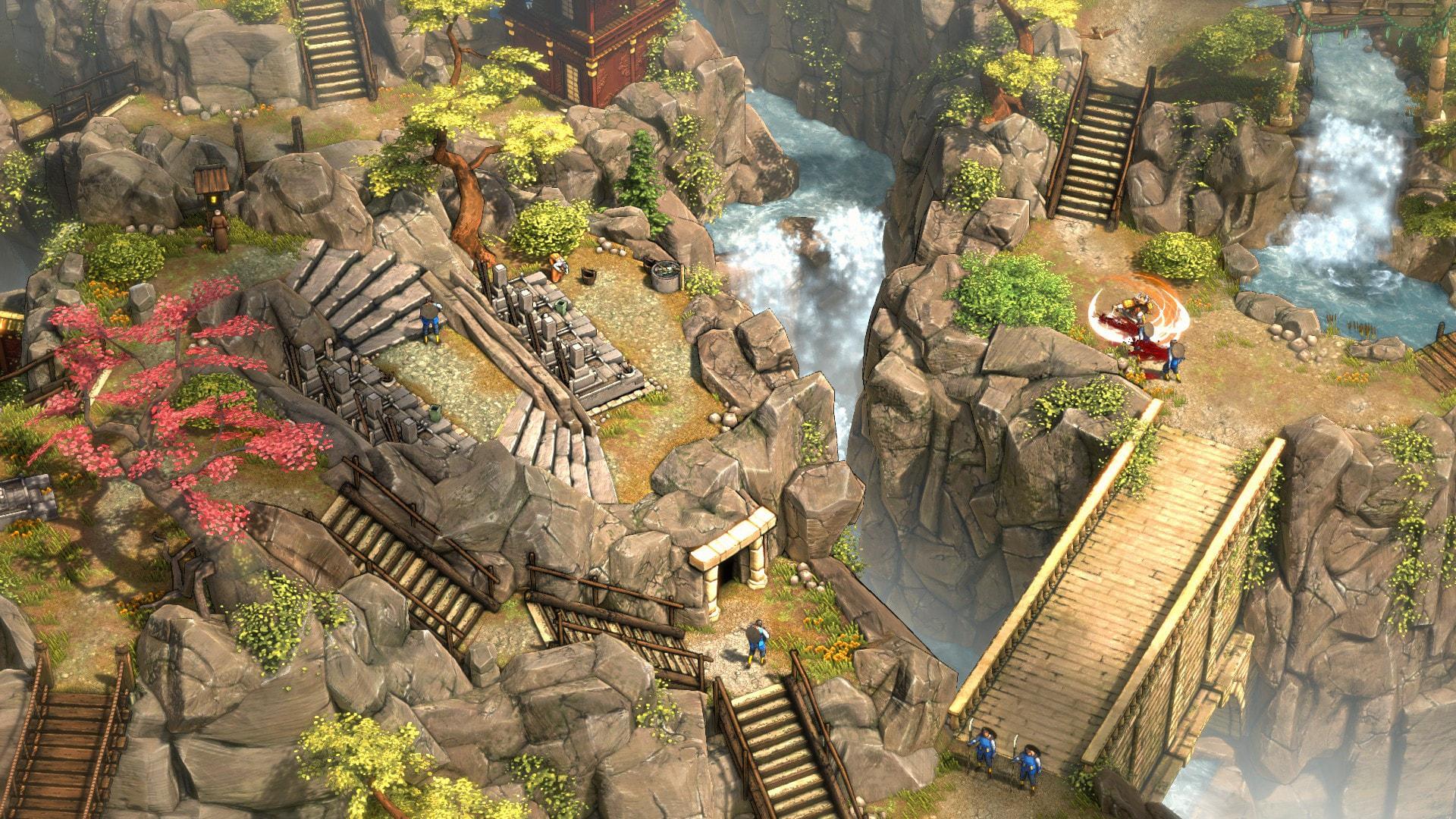 Shadow Tactics: Blades of the Shogun Steam Key GLOBAL - 4