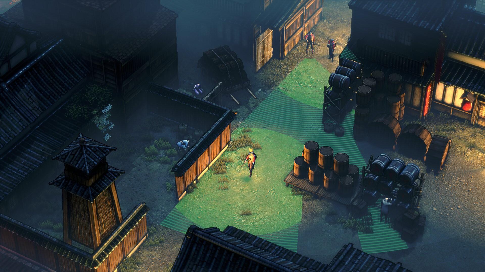 Shadow Tactics: Blades of the Shogun Steam Key GLOBAL - 3