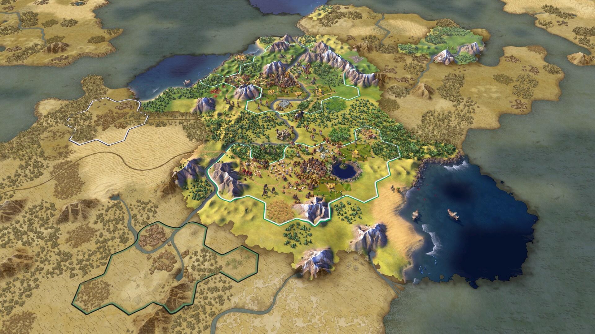Sid Meier's Civilization VI Anthology (PC) - Steam Key - GLOBAL - 3