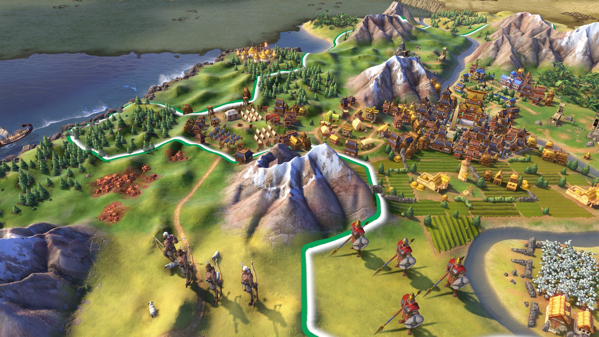 Sid Meier's Civilization VI Anthology (PC) - Steam Key - GLOBAL - 2