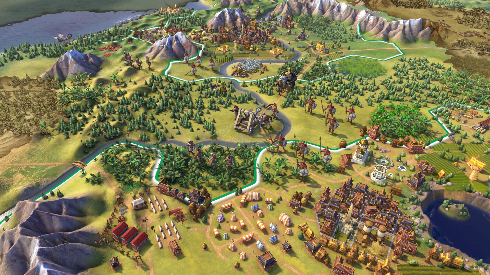Sid Meier's Civilization VI Anthology (PC) - Steam Key - GLOBAL - 4