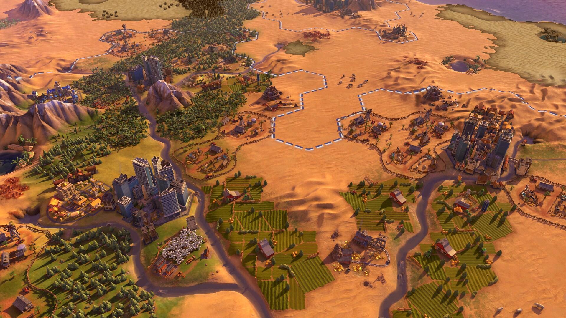 Sid Meier's Civilization VI - Australia Civilization & Scenario Pack (PC) - Steam Key - GLOBAL - 3
