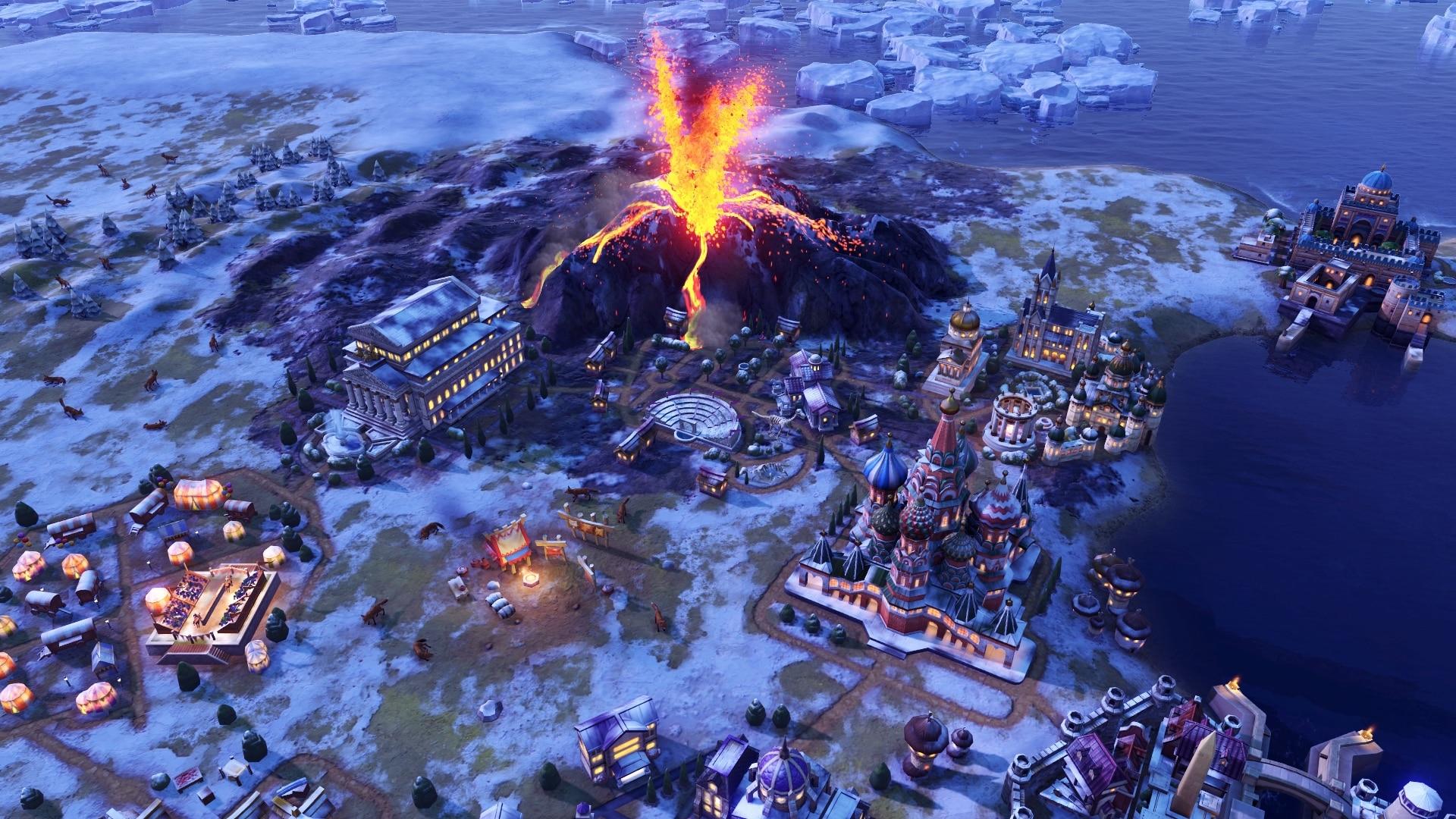 Sid Meier's Civilization VI: Gathering Storm Steam Key GLOBAL - 3