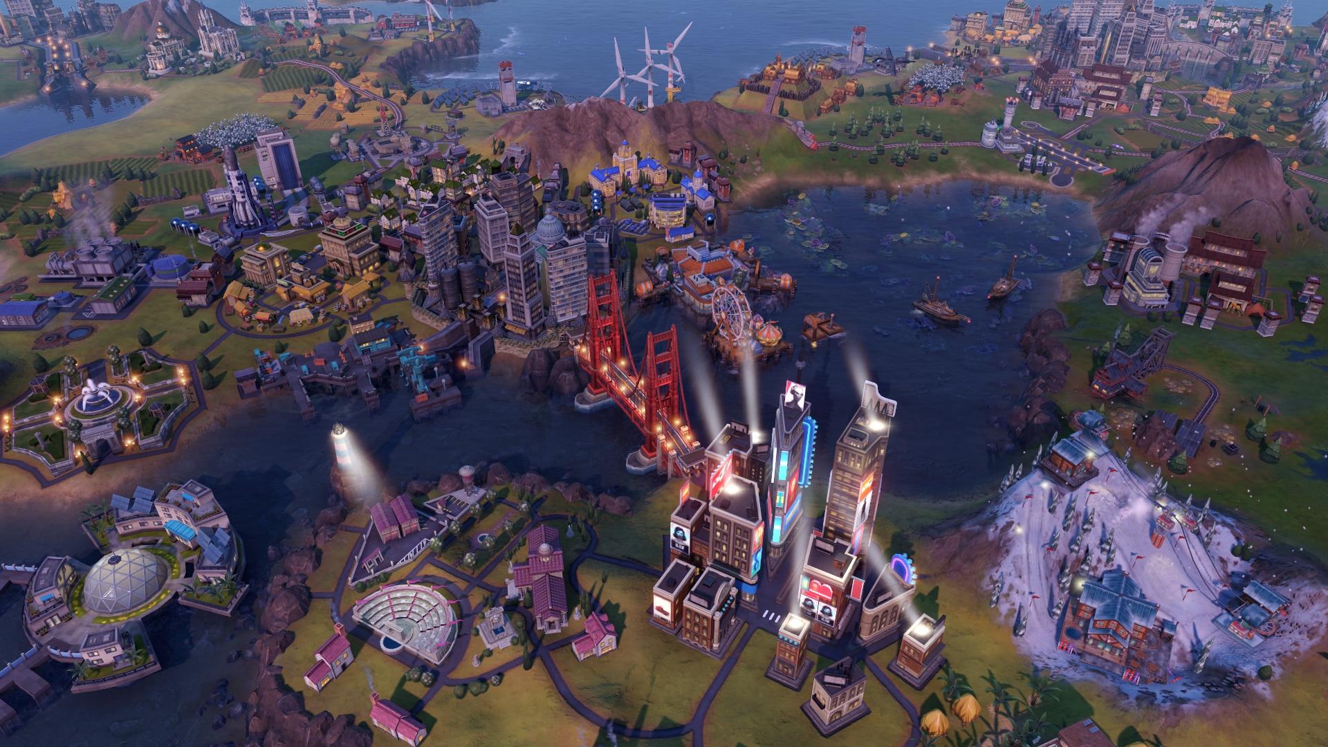 Sid Meier's Civilization VI: Gathering Storm Steam Key GLOBAL - 4