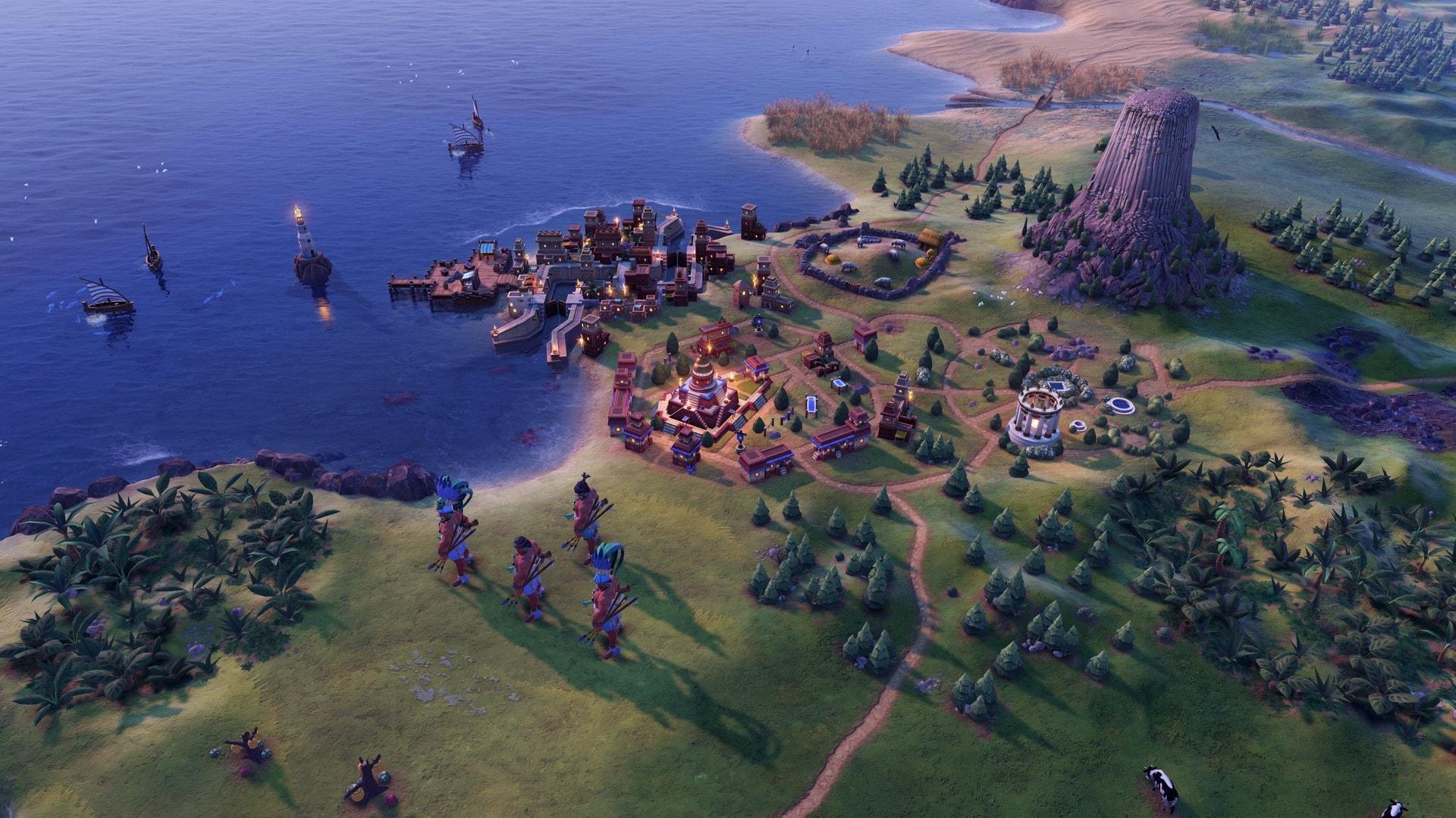 Sid Meier's Civilization VI - New Frontier Pass (PC) - Steam Key - GLOBAL - 2