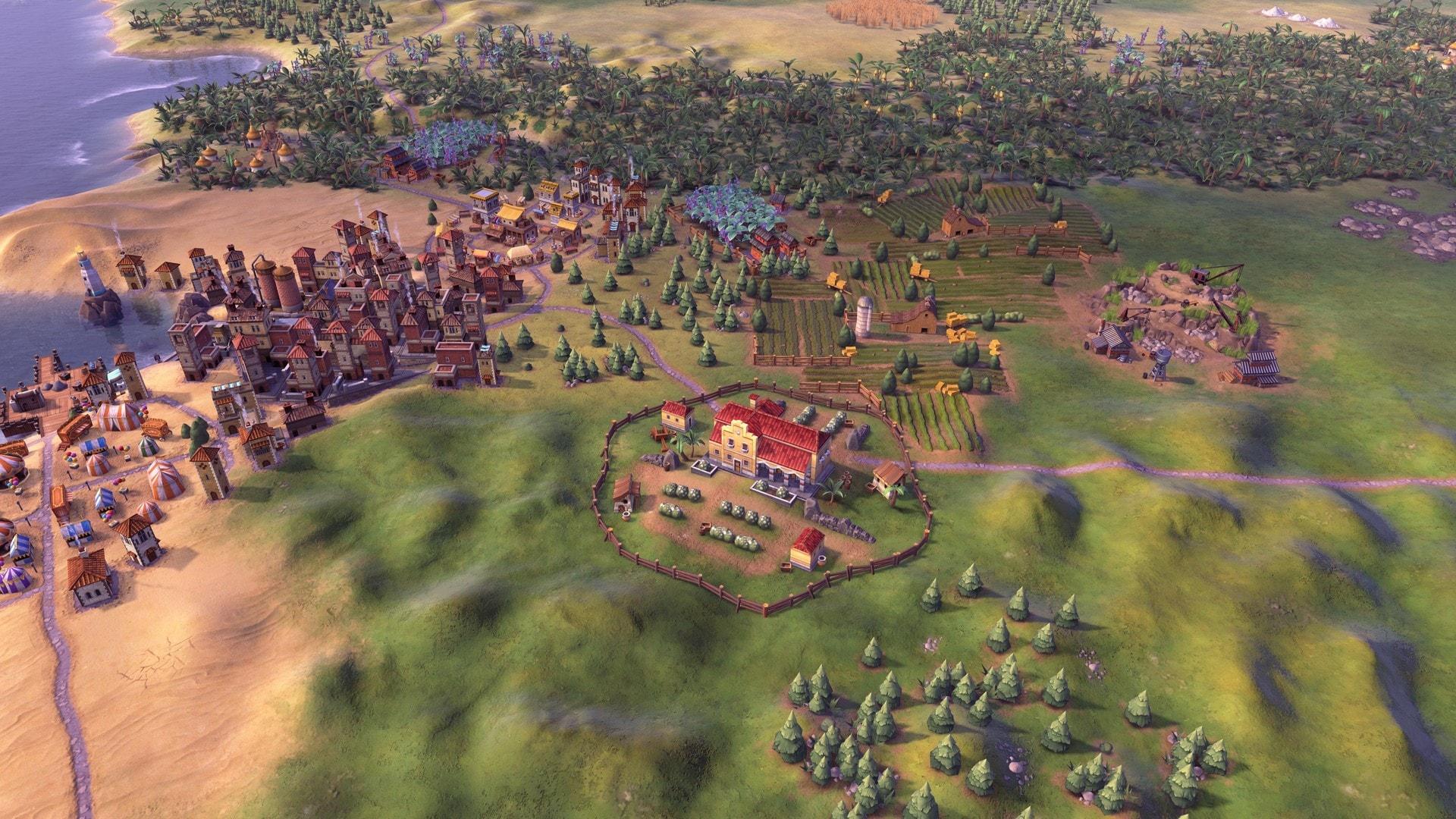 Sid Meier's Civilization VI - New Frontier Pass (PC) - Steam Key - GLOBAL - 3