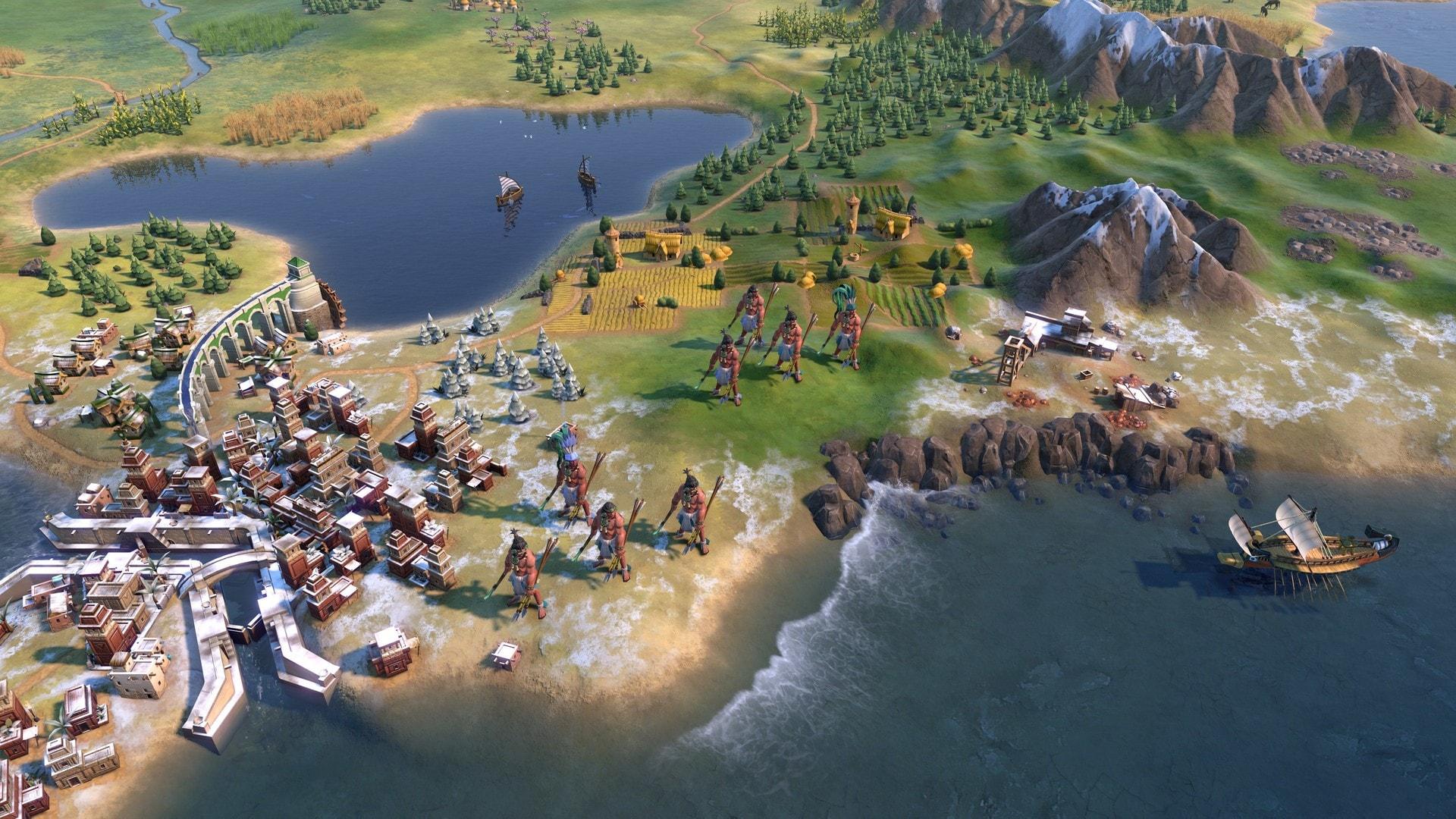 Sid Meier's Civilization VI - New Frontier Pass (PC) - Steam Key - GLOBAL - 4