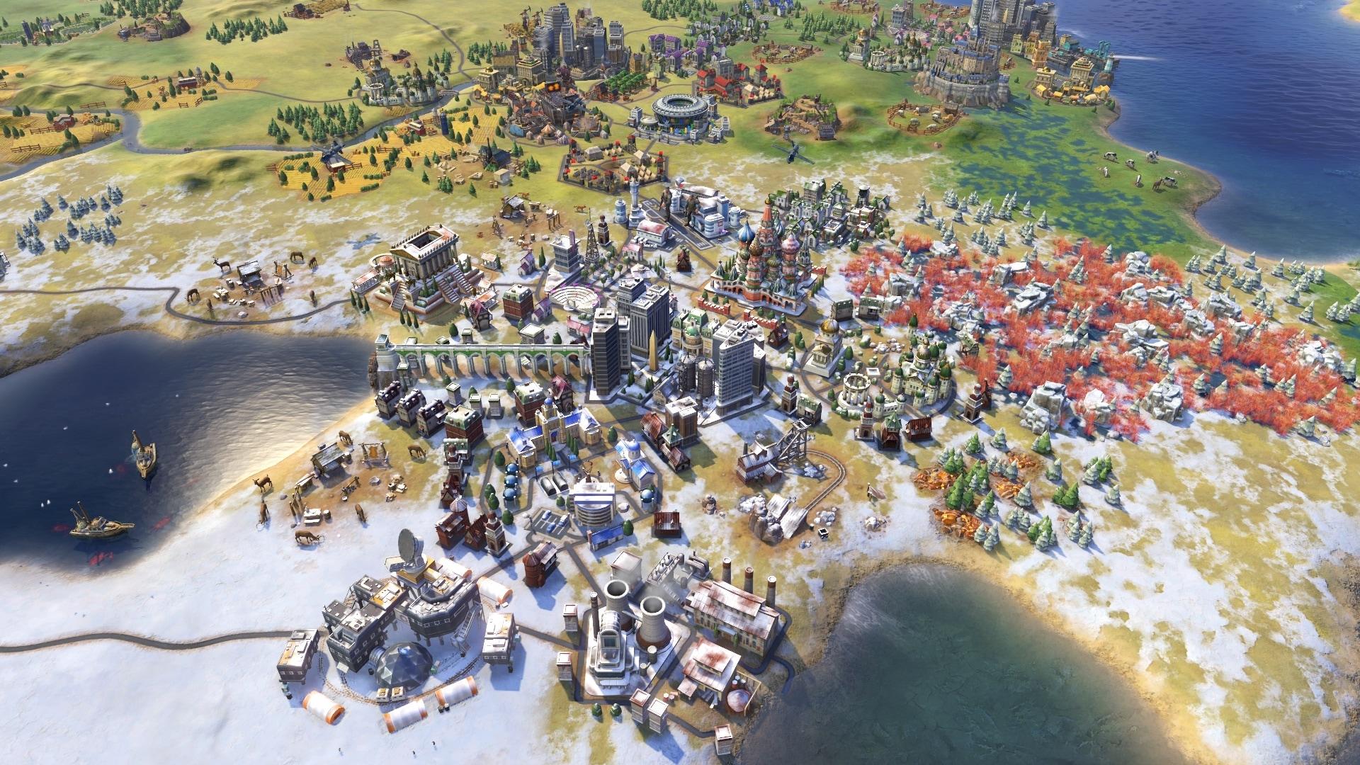 Sid Meier's Civilization VI: Rise and Fall DLC Steam Key GLOBAL - 3