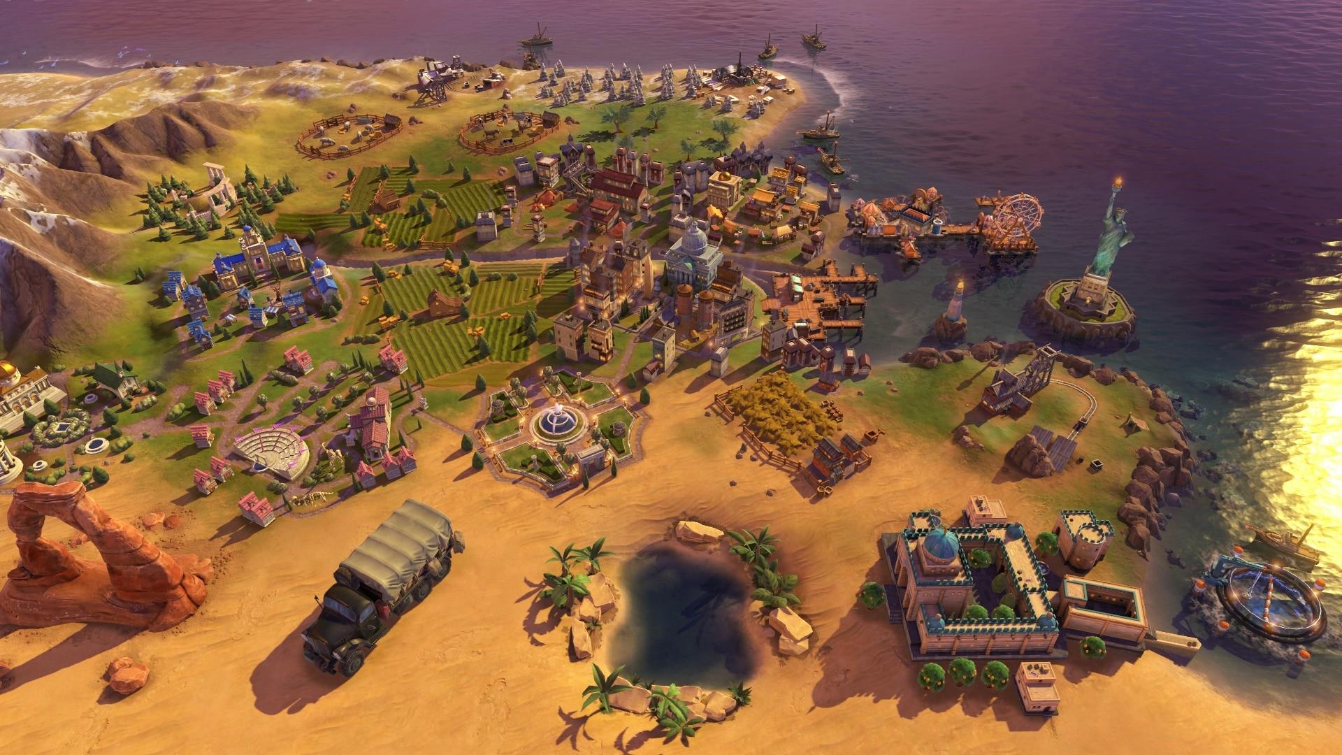 Sid Meier's Civilization VI: Rise and Fall DLC Steam Key GLOBAL - 4