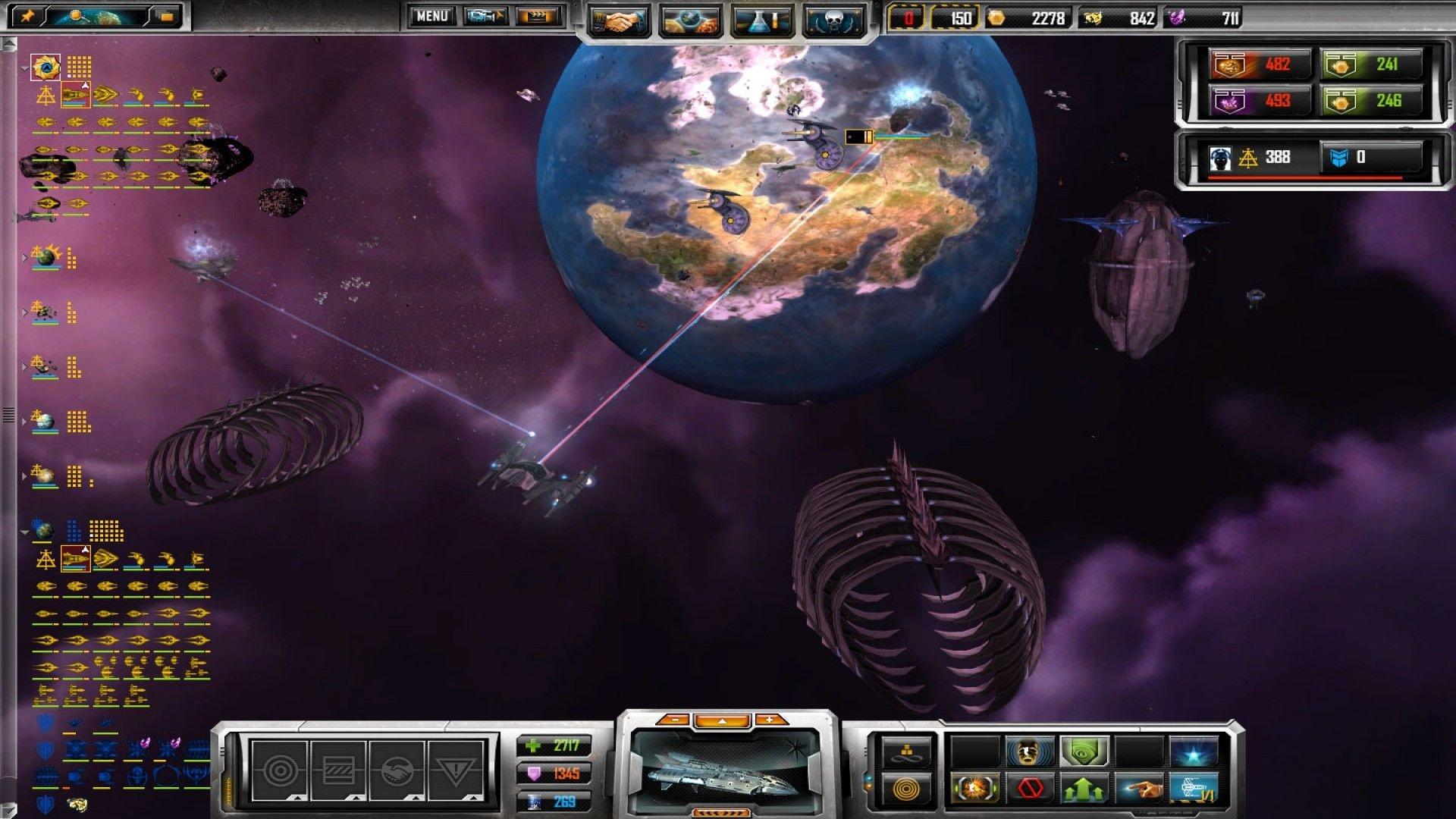 Sins of a Solar Empire: Trinity Steam Key GLOBAL - 2