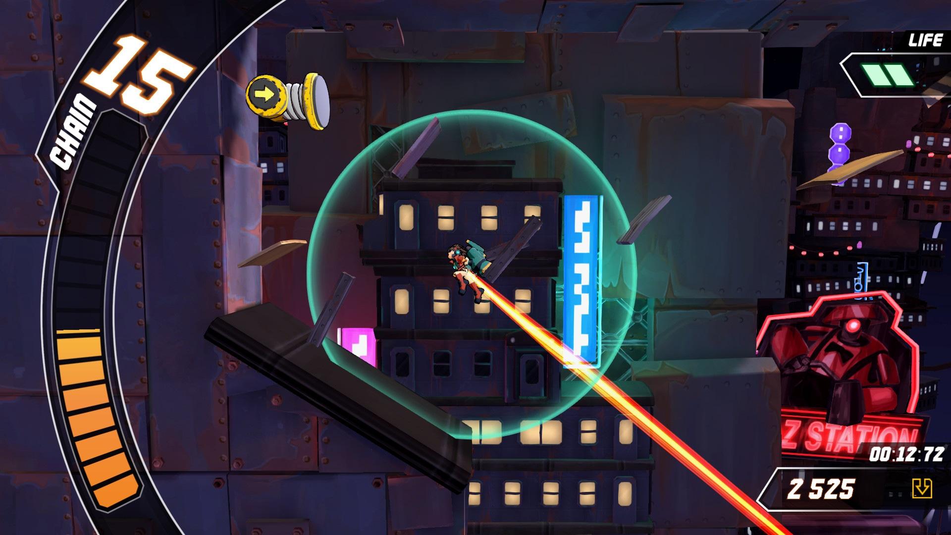 Skybolt Zack - Steam - Key GLOBAL - 1